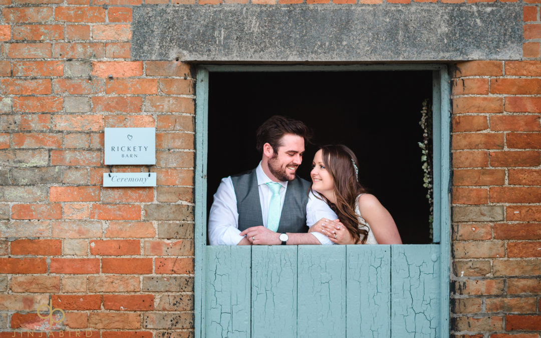 Wedding photos Rickety Barn Bassmead