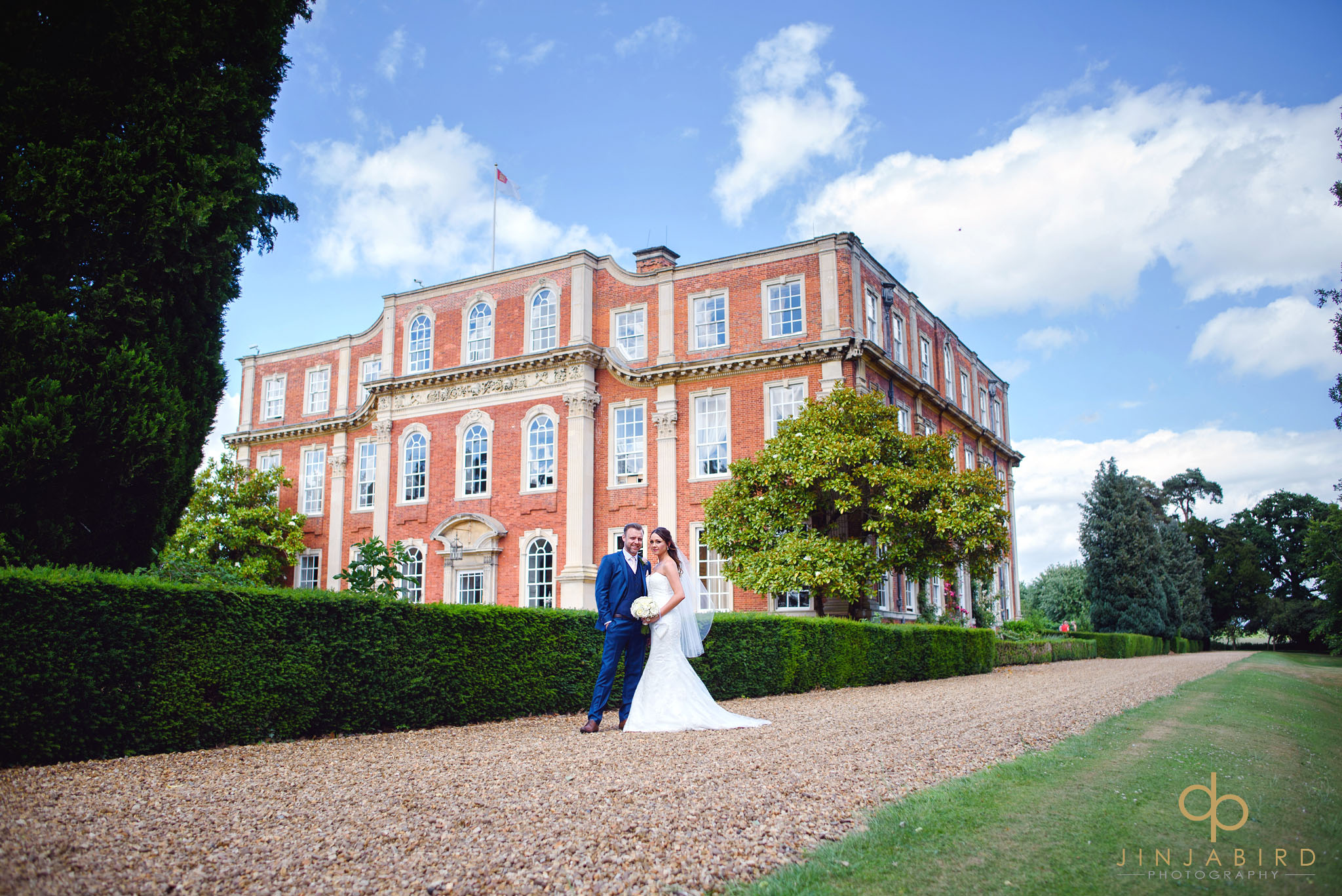 chicheley hall wedding venue