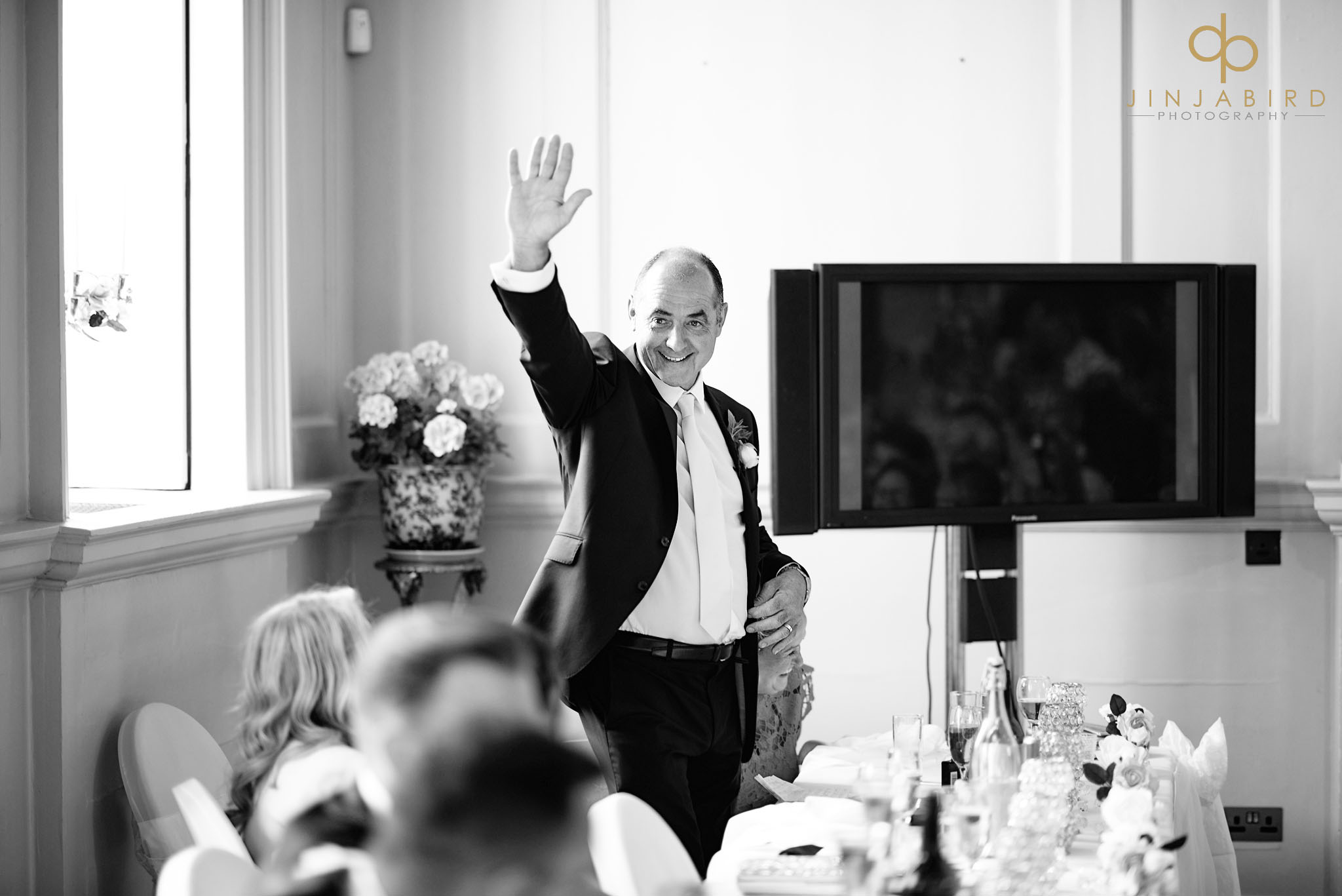 father of bride speech chicheley hall