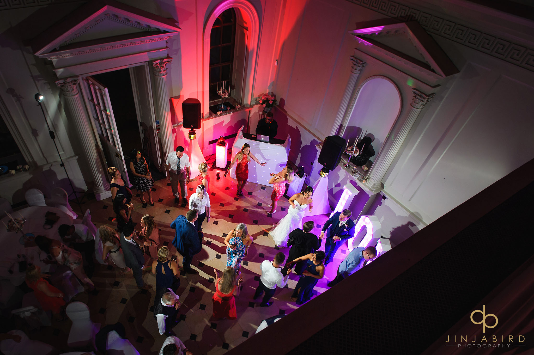 photos wedding dance chicheley hall