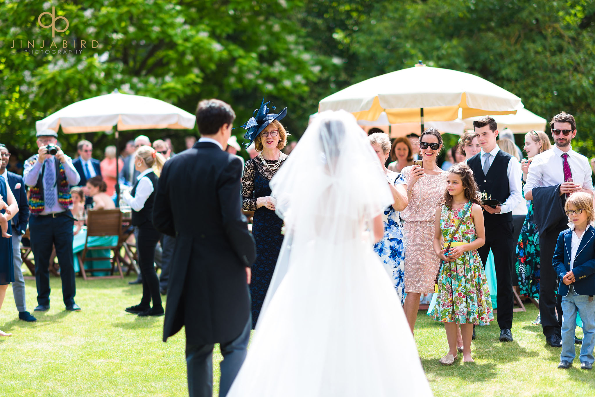 downing college wedding photograph