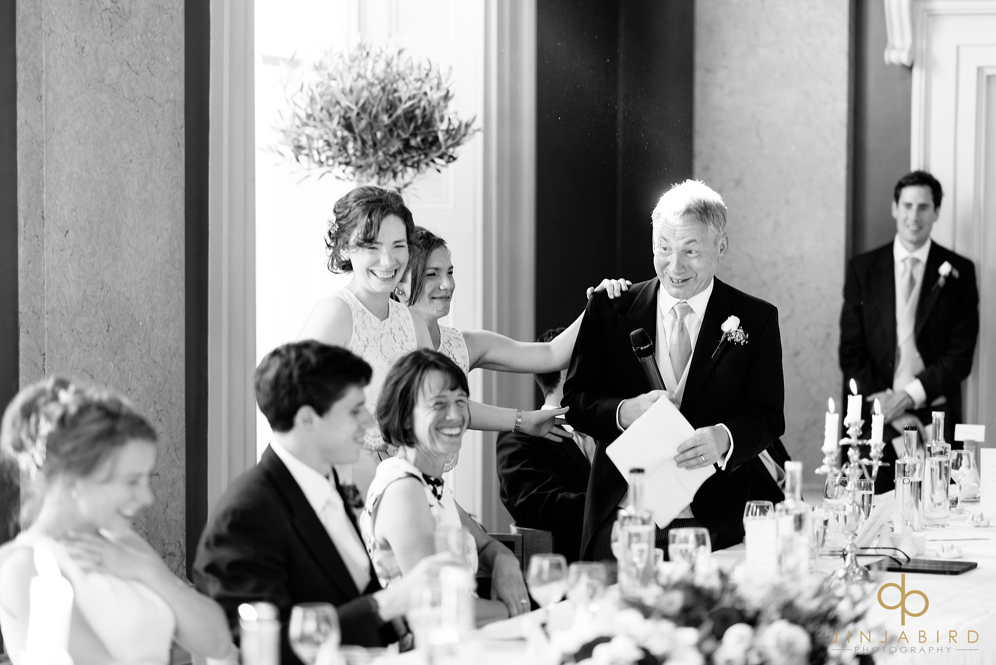 downing college wedding speeches