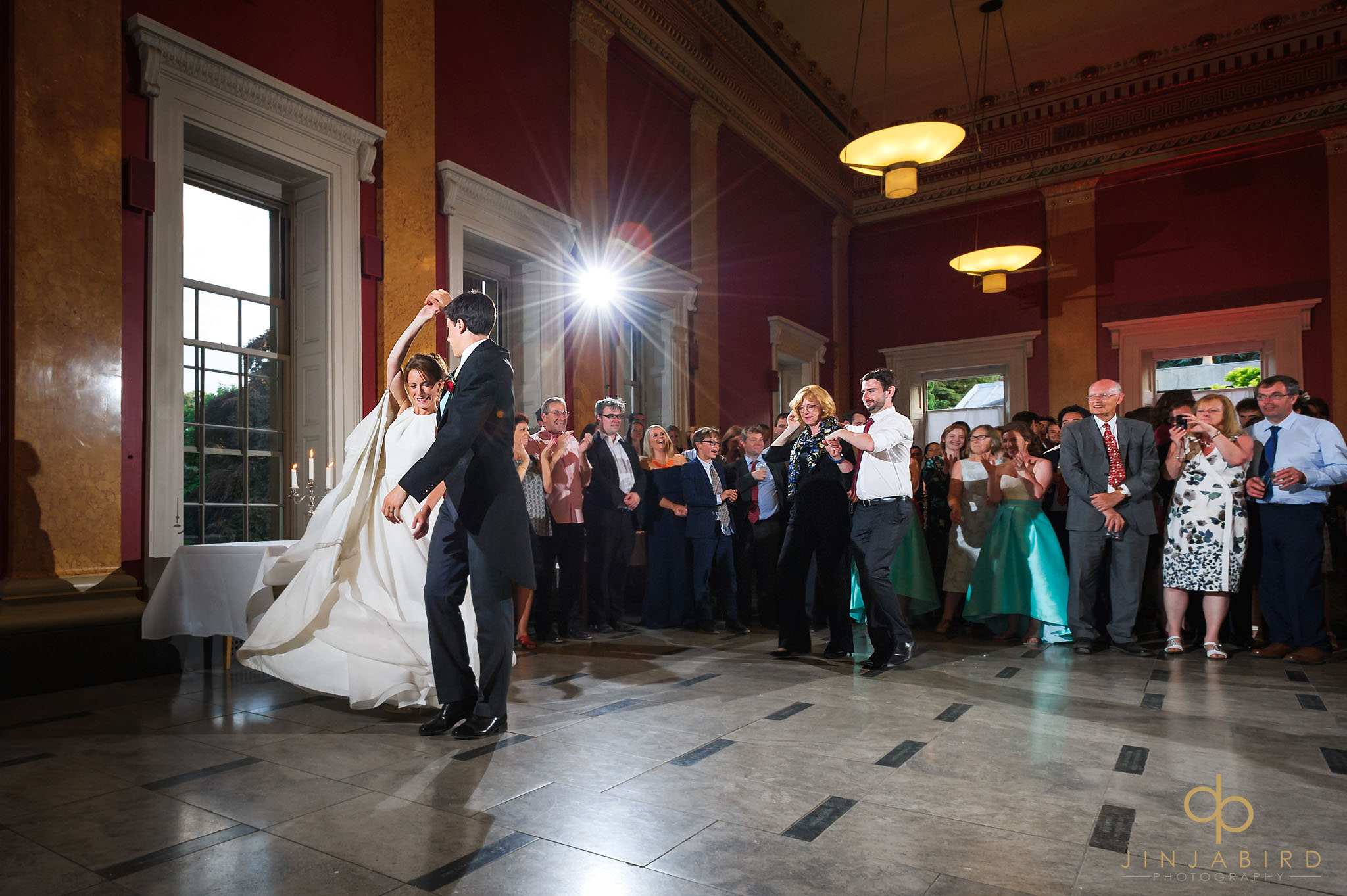 first dance downing college