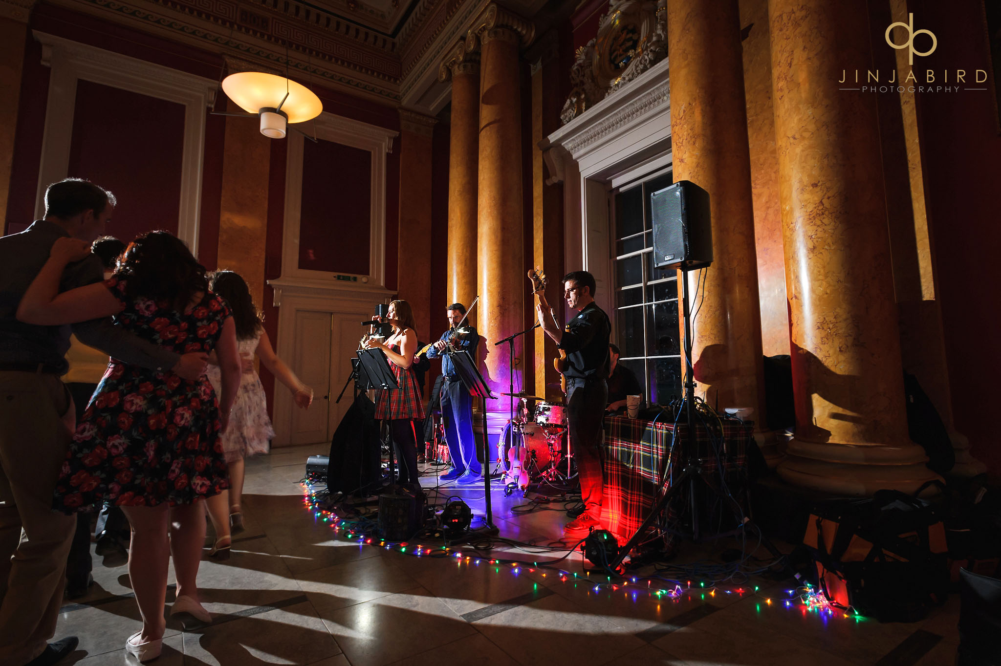 kayleigh wedding band downing college