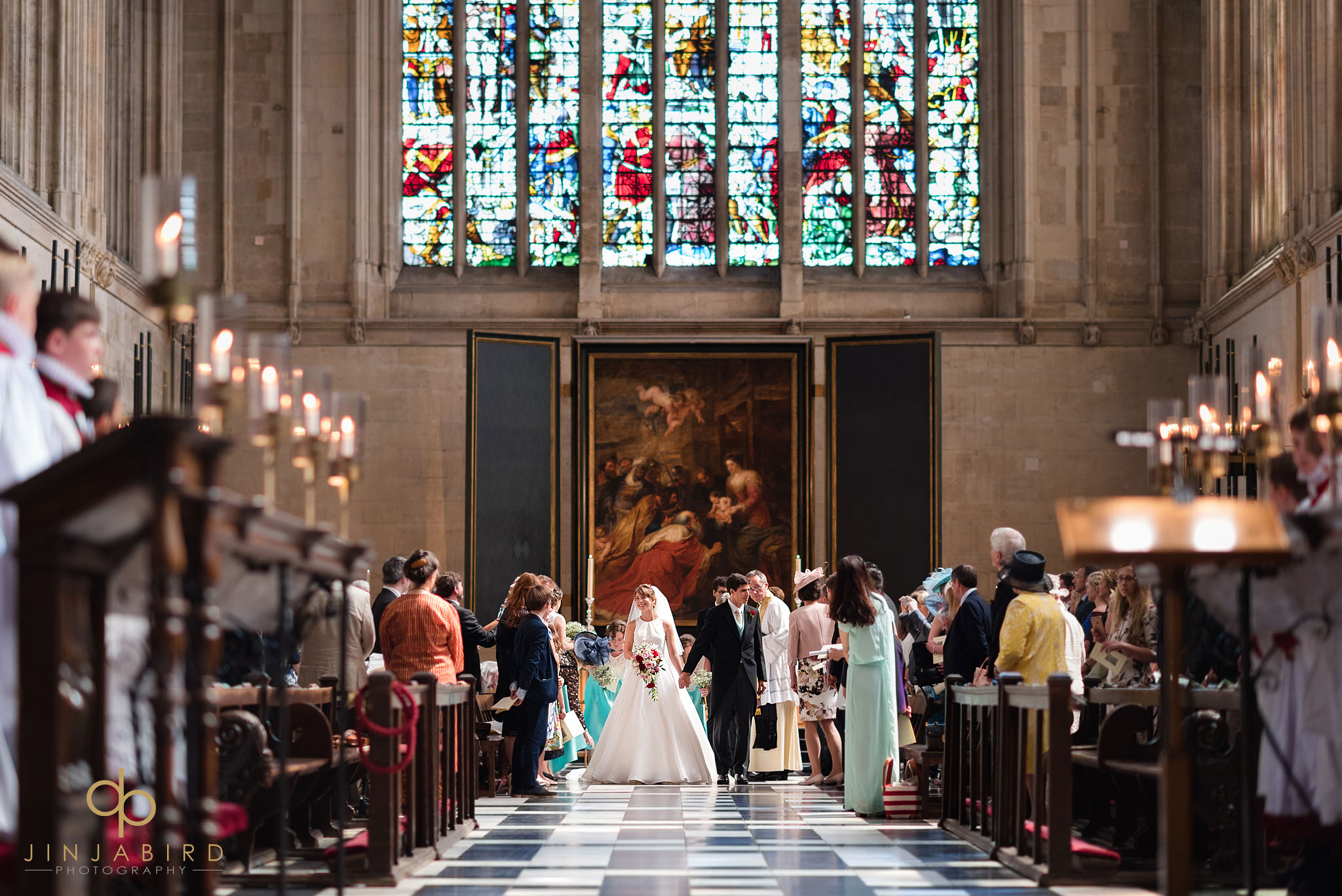 kings college cambridge wedding photography