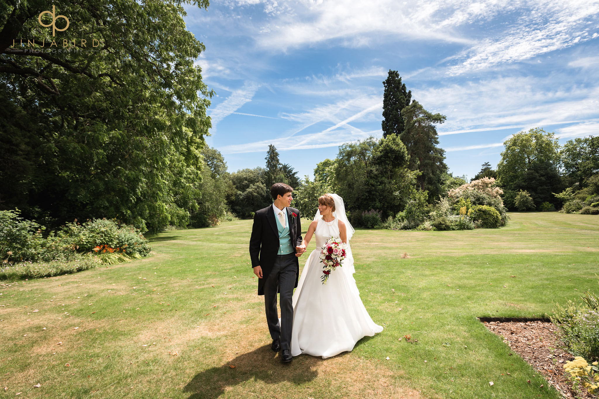 kings college gardens weddings