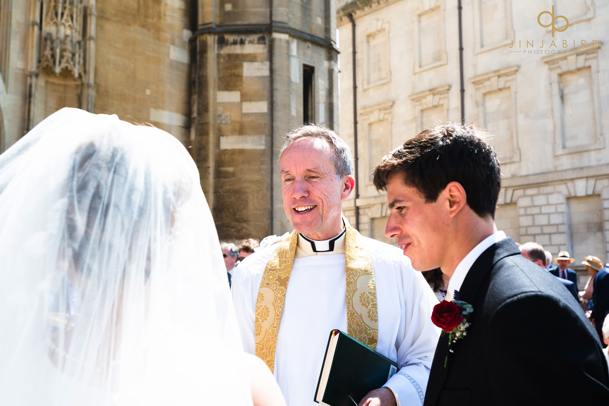 married at kings college