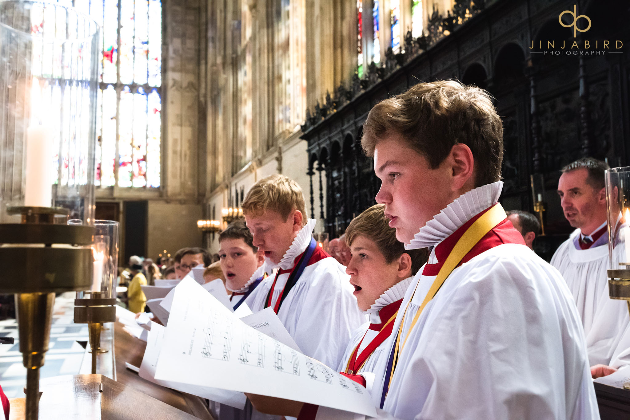 wedding choir kings college cambridge