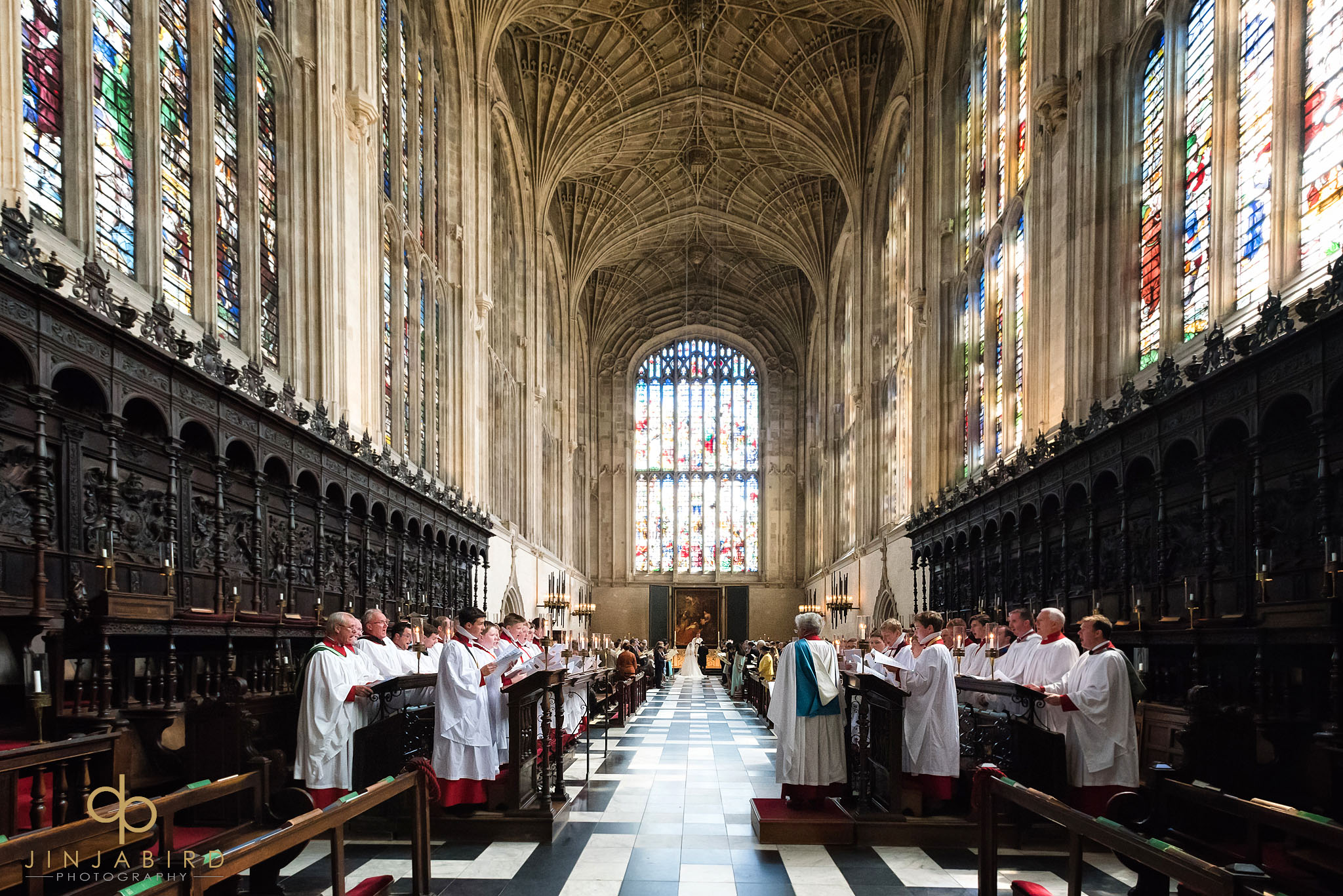 weddings at kings college cambridge