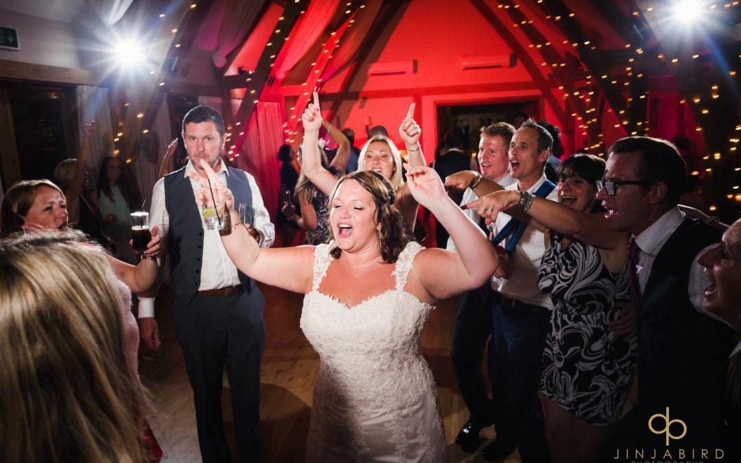 Rickety Barn wedding Bassmead Manor