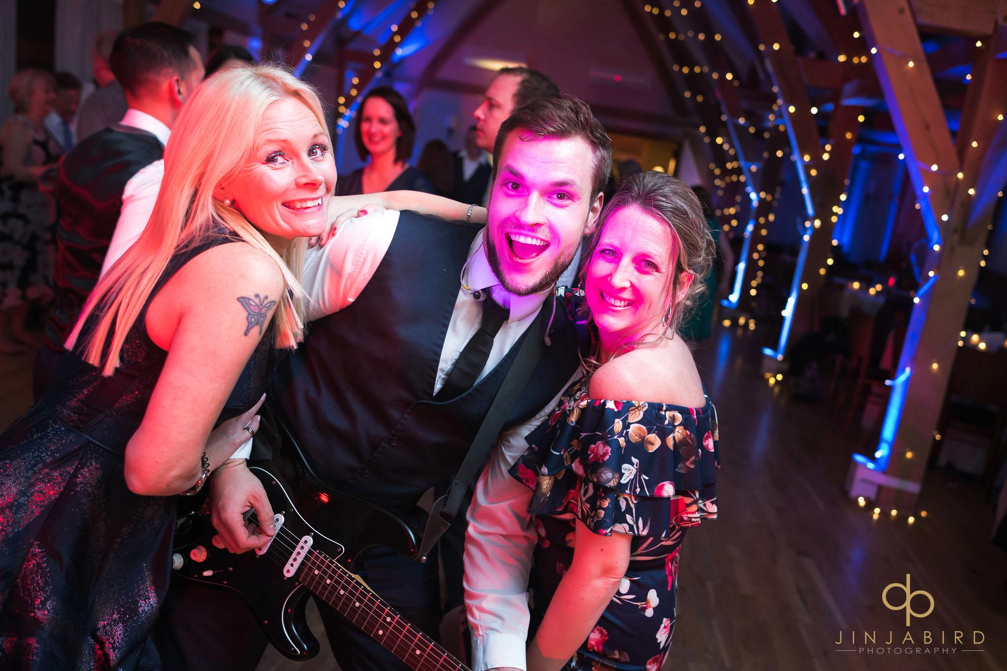 wedding singer bassmead manor