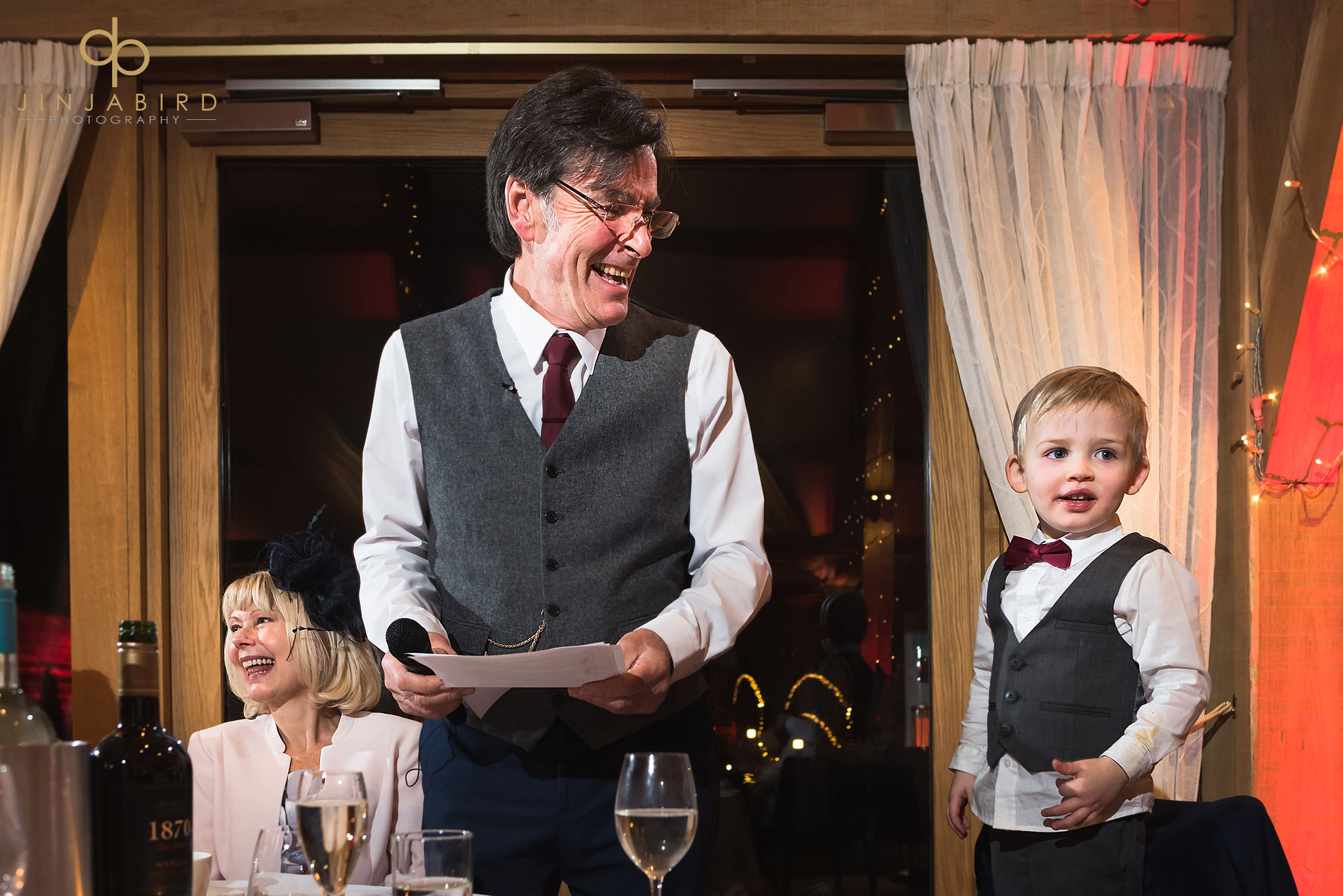 wedding speeches at bassmead manor
