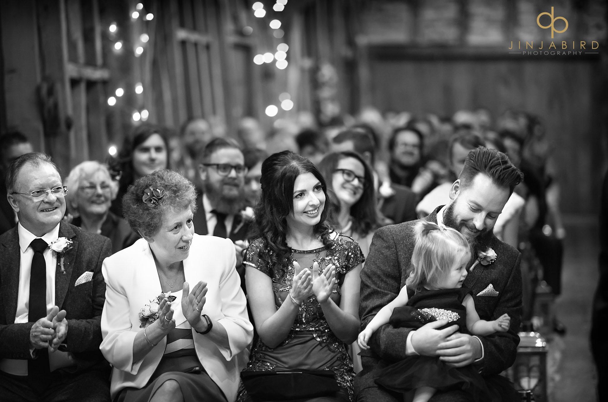 weddings rickety barn bassmead