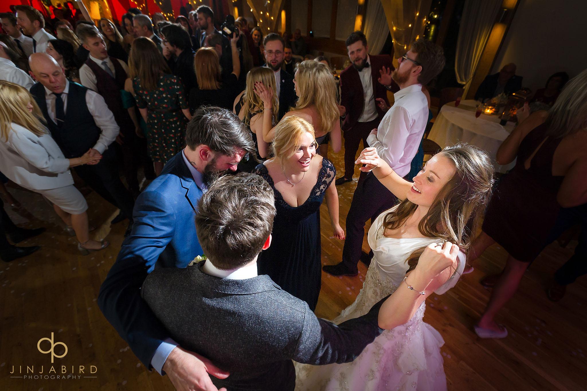 wedding disco