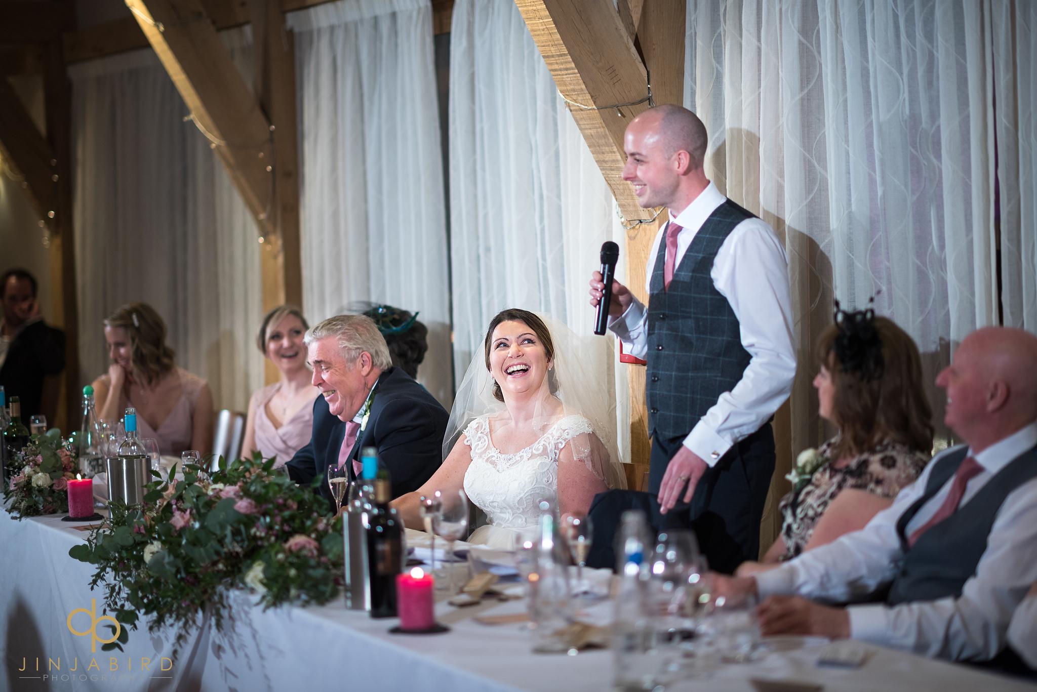 bride-laughing-as-speech