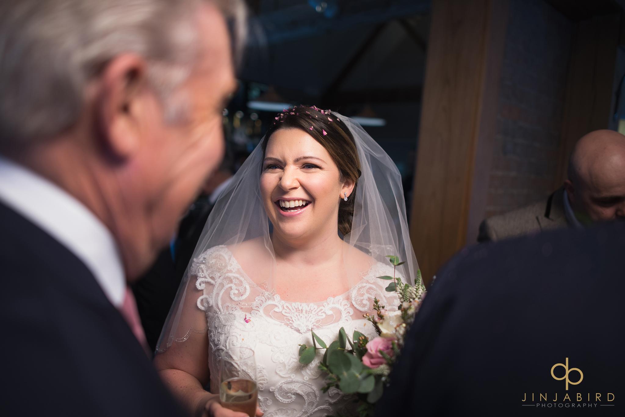 bride-laughing-at-dad