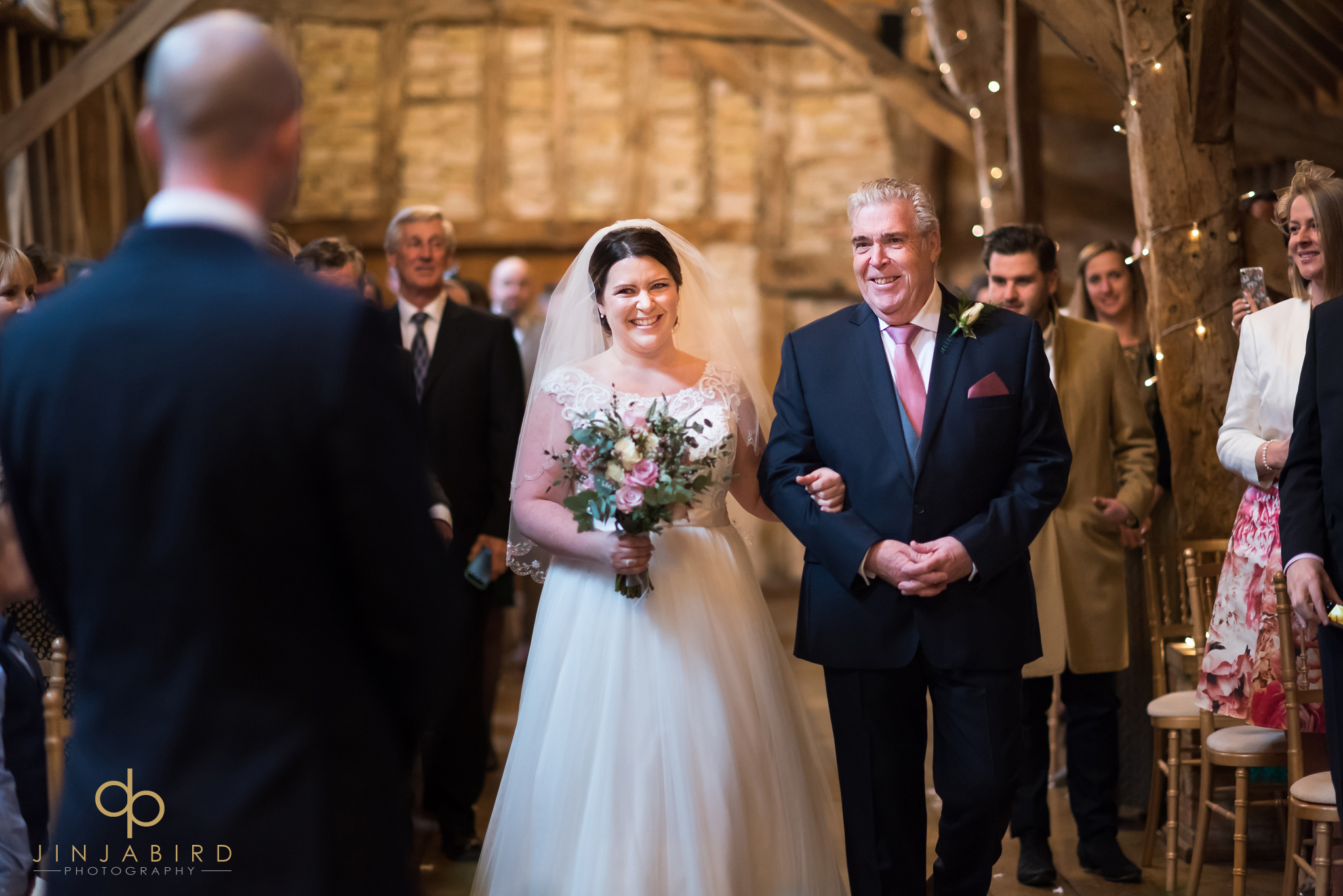 bride-with-father-rickety-barn-bassmead-manor