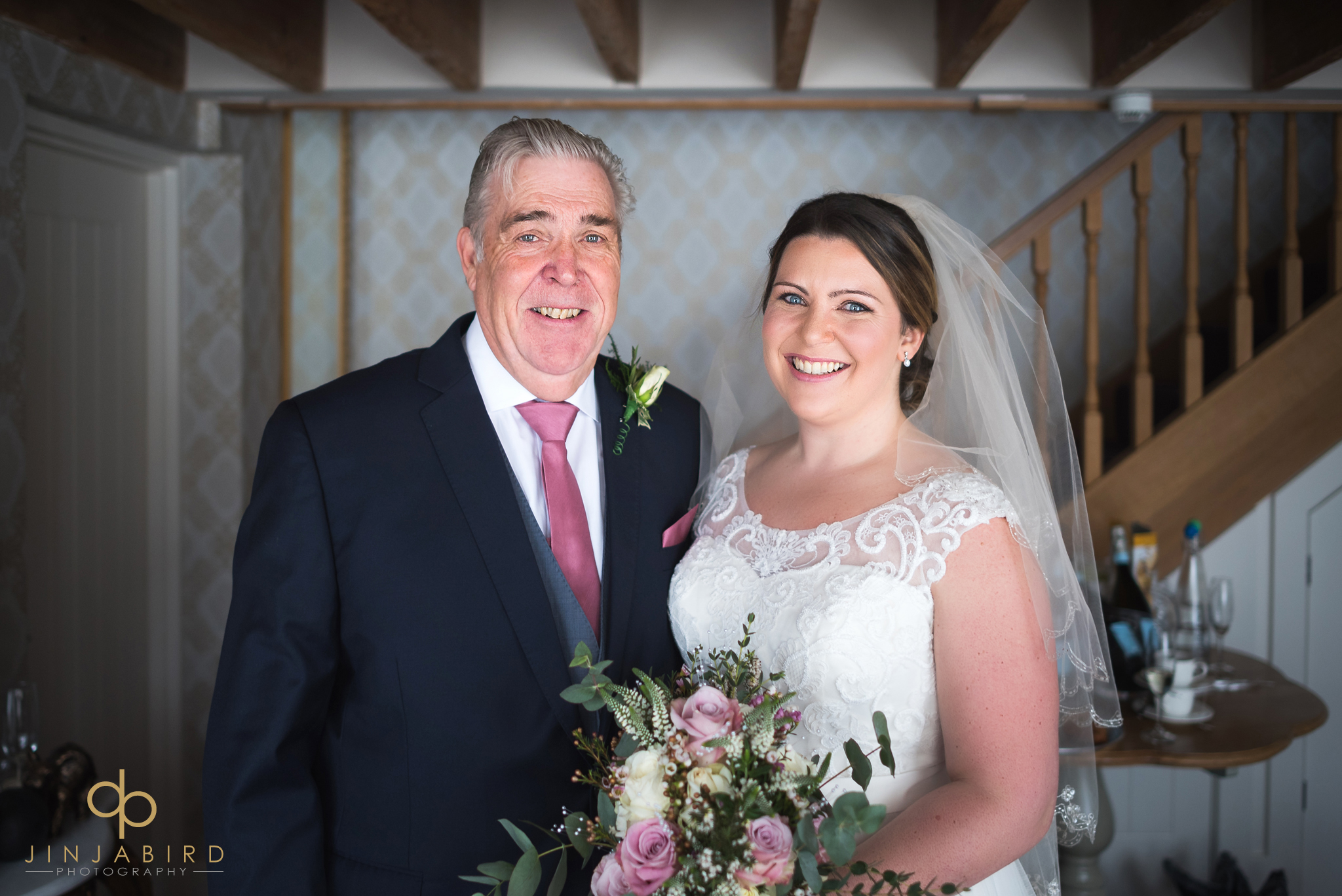 father-with-bride-bassmead-manor