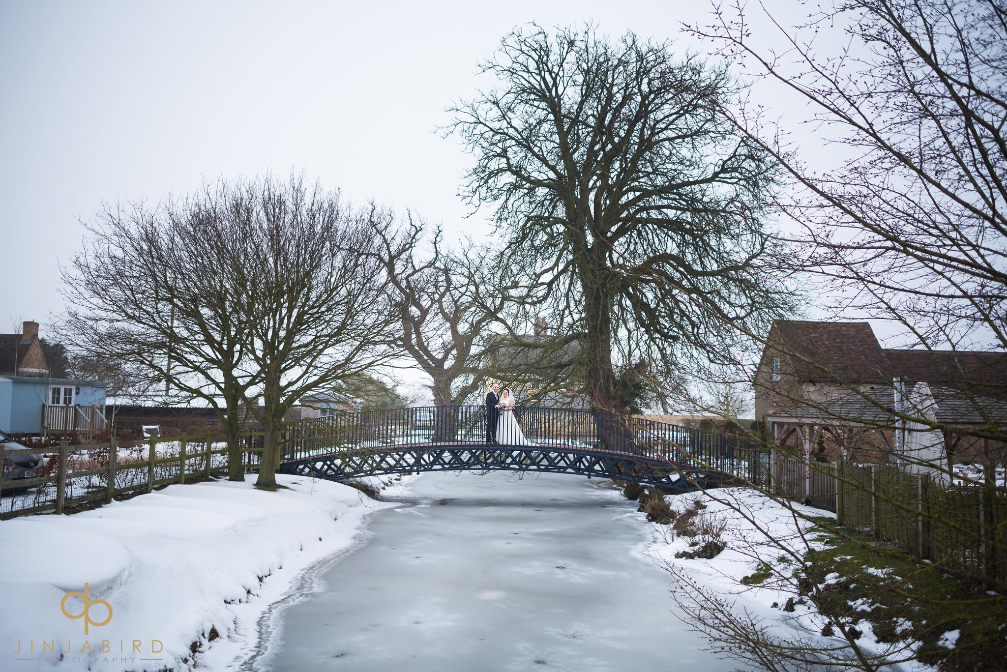frozen-wedding-at-bassemad-manor