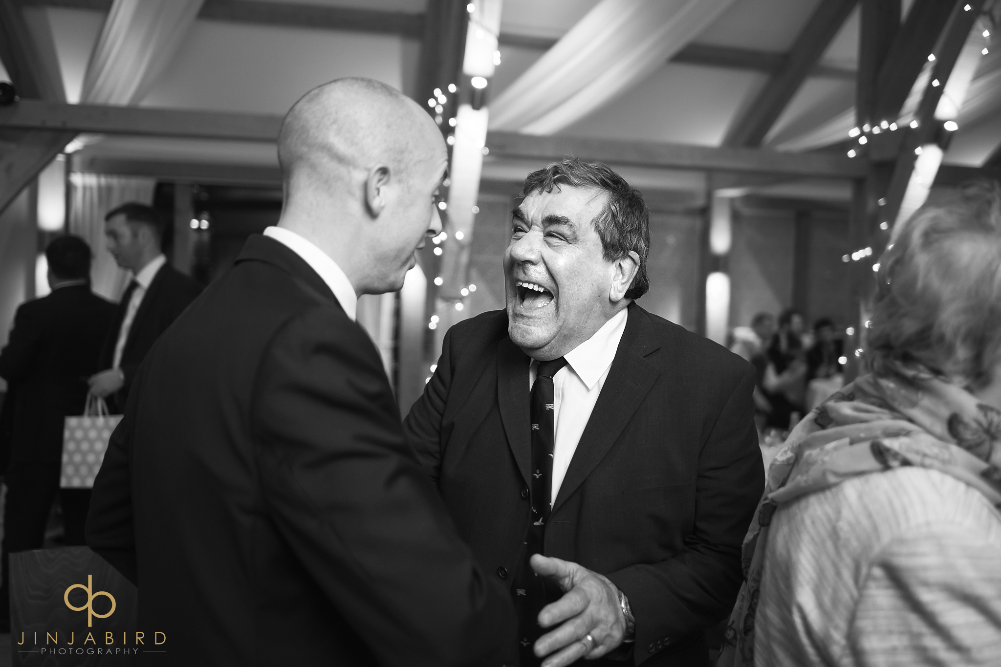 laughing-guest-with-groom