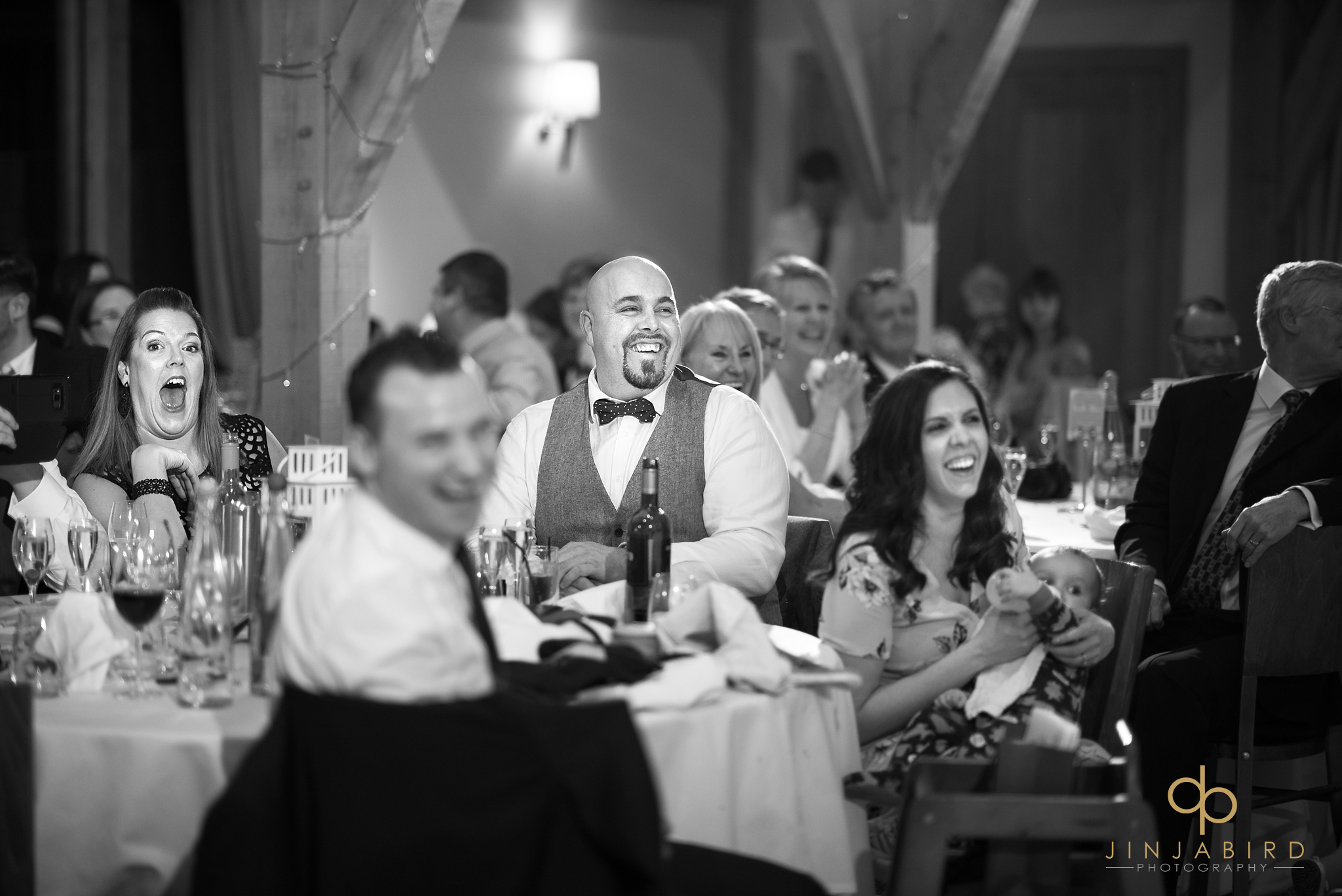 wedding-guests-listening-to-speeches