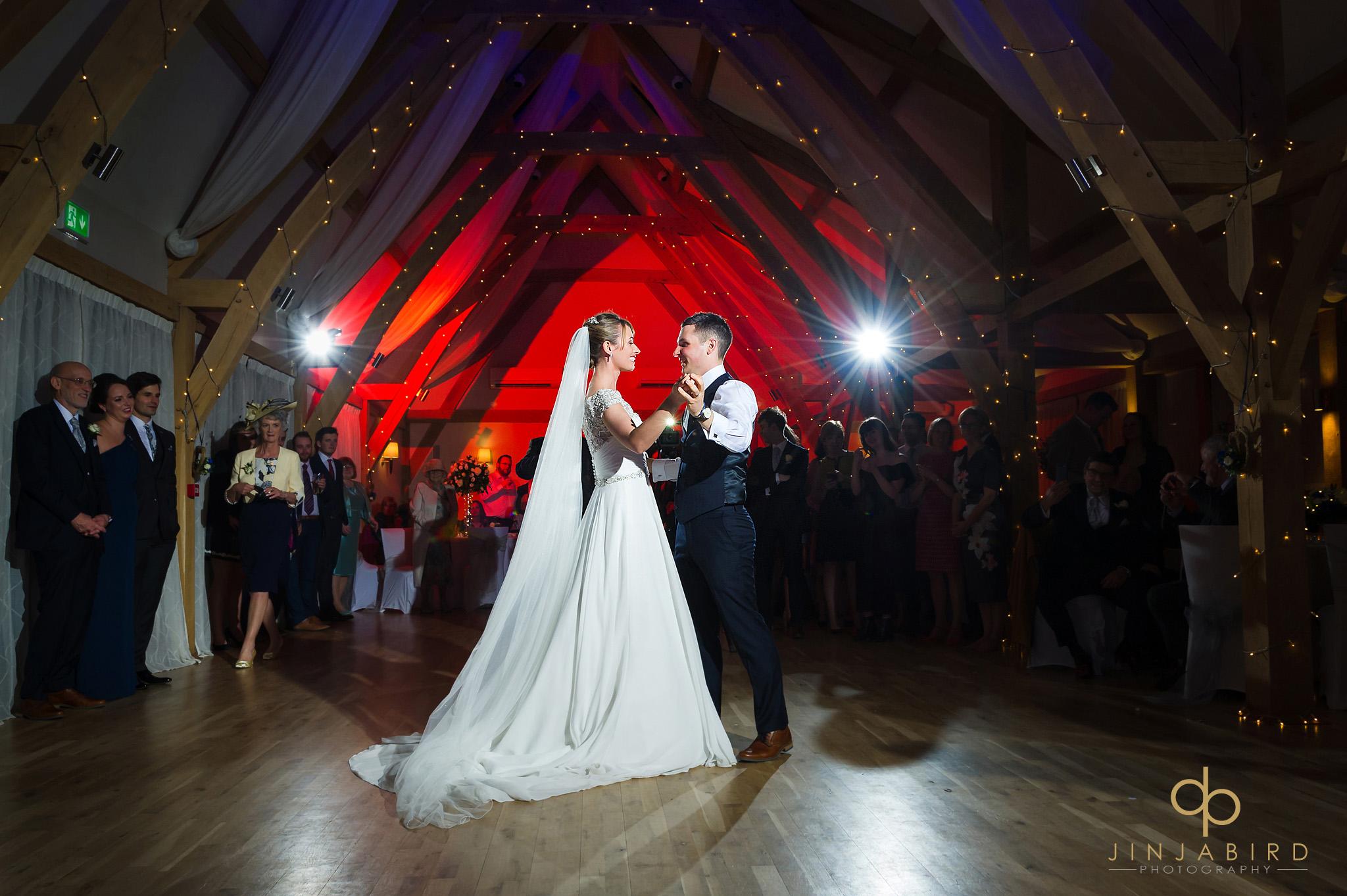 bride groom first dance bassmead manor