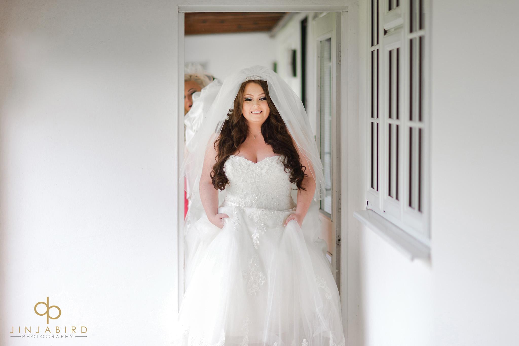 bride at ye olde plough house bulphan