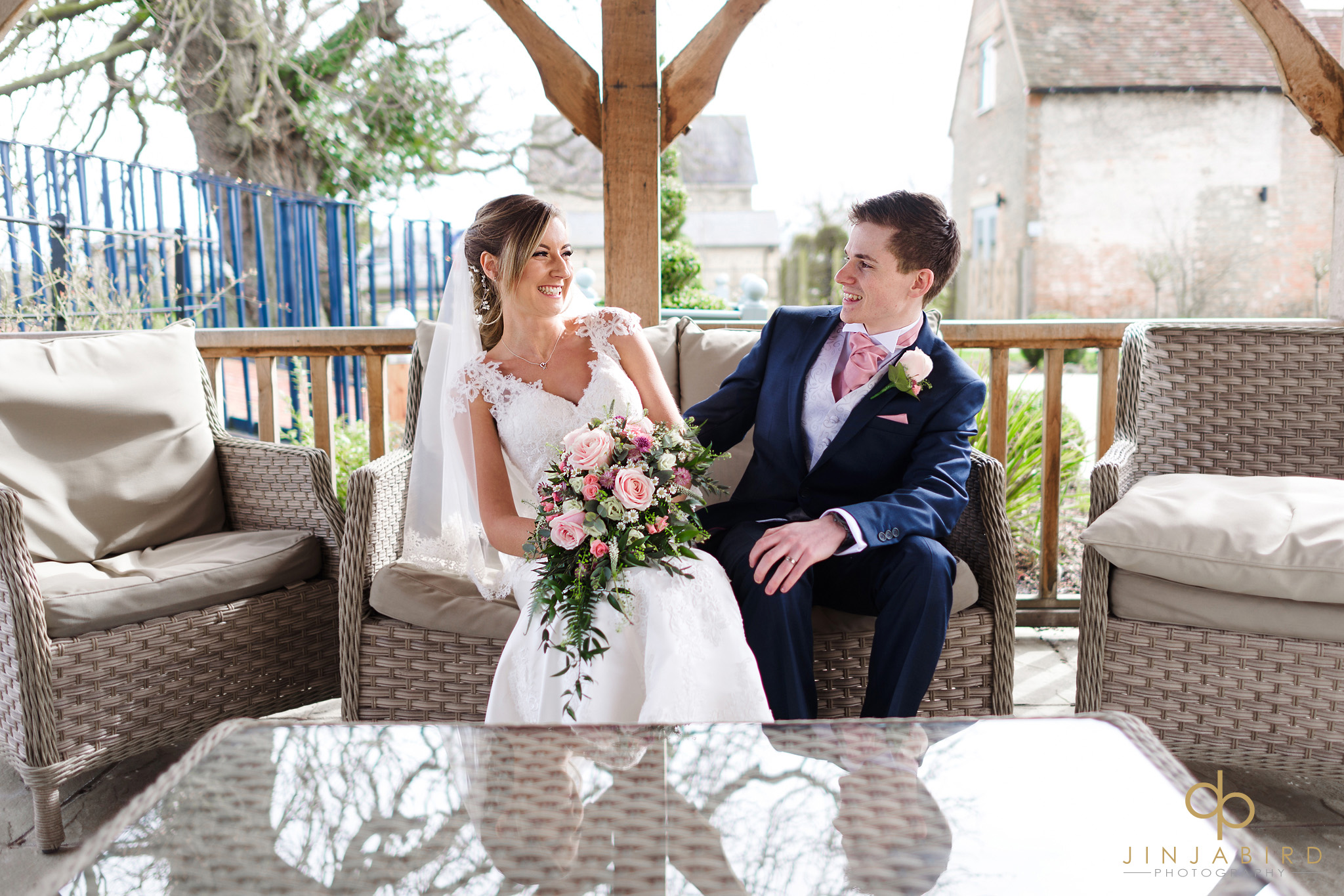 march wedding bassmead manor barns