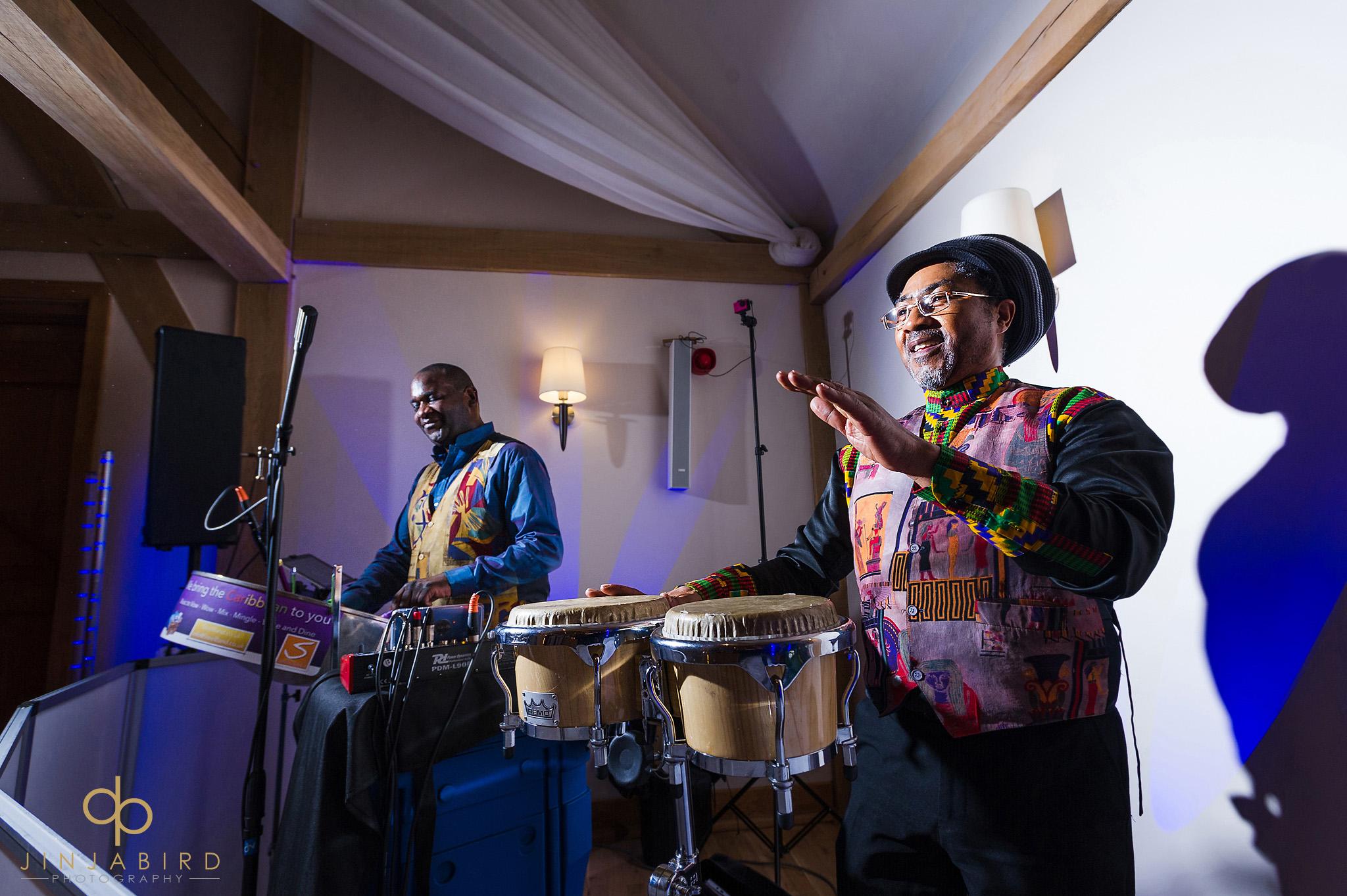 wedding band bassmead manor