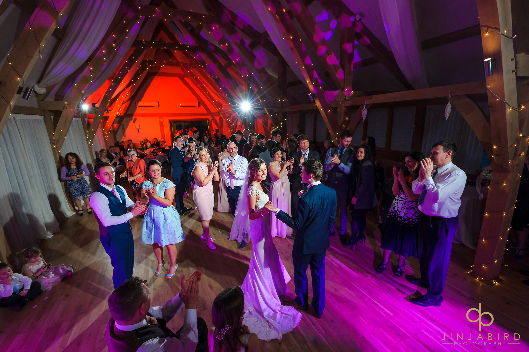 wedding disco at bassmead manor