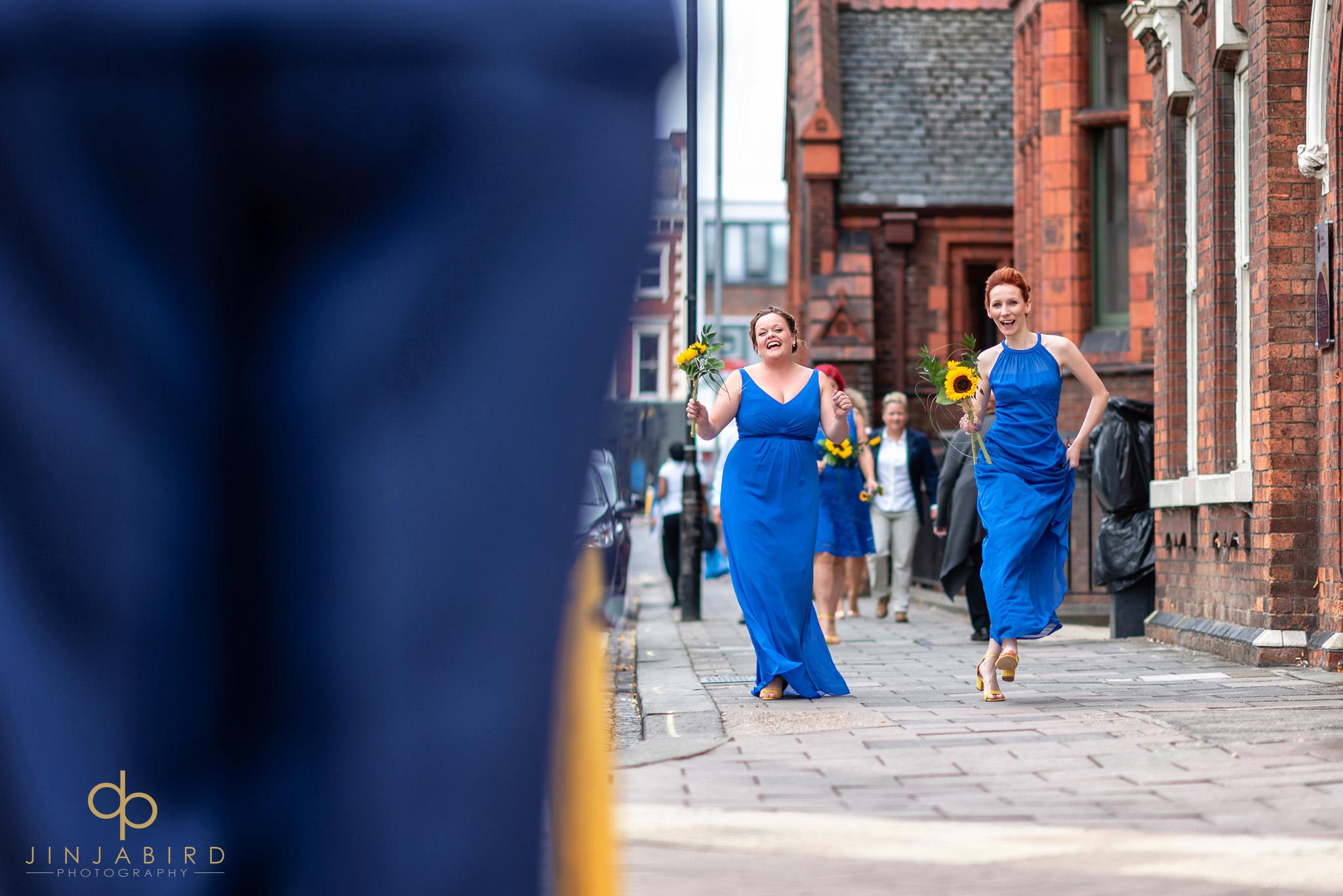 bedford bridesmaids