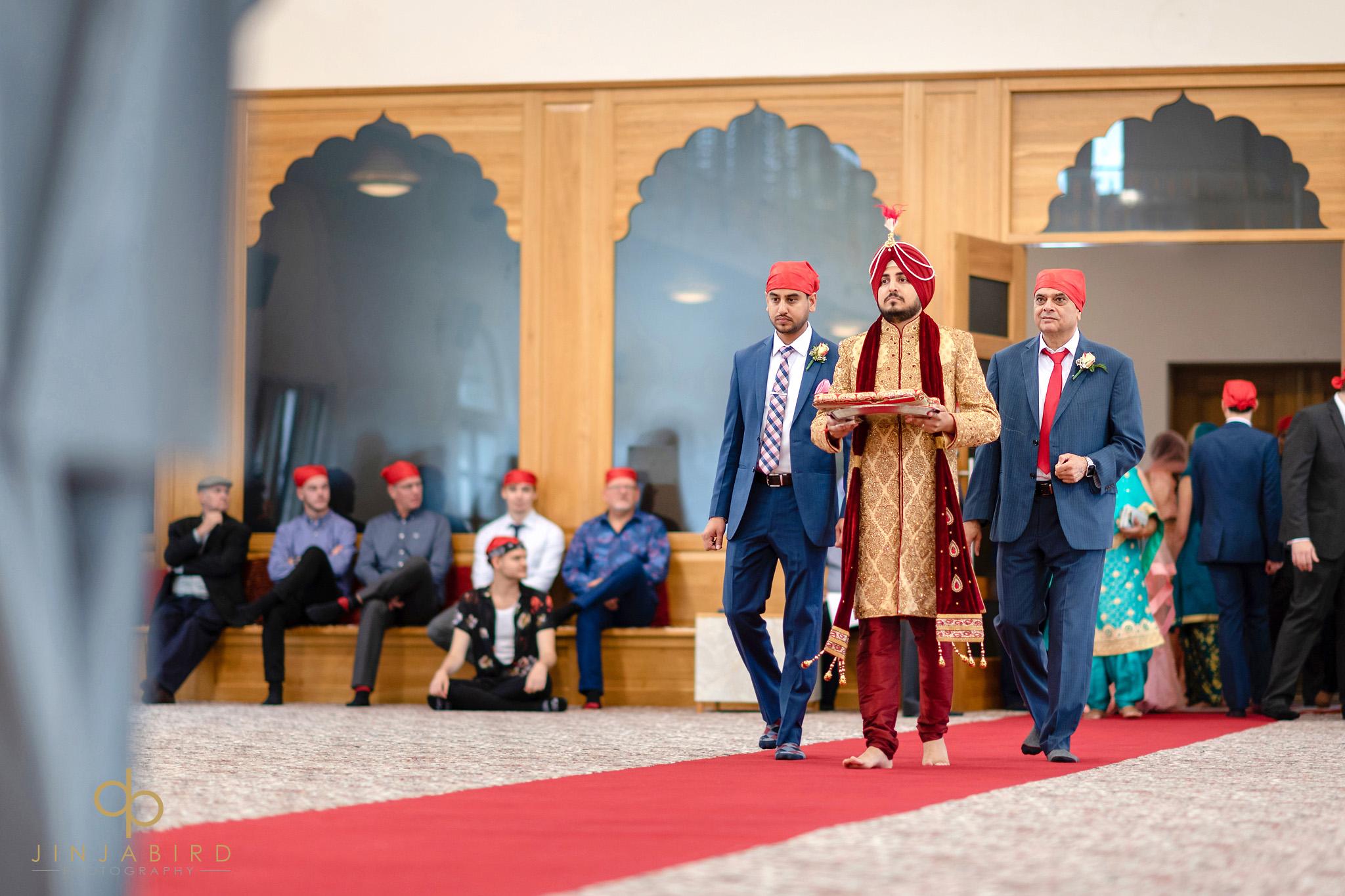 bedford gurdwara wedding ceremony