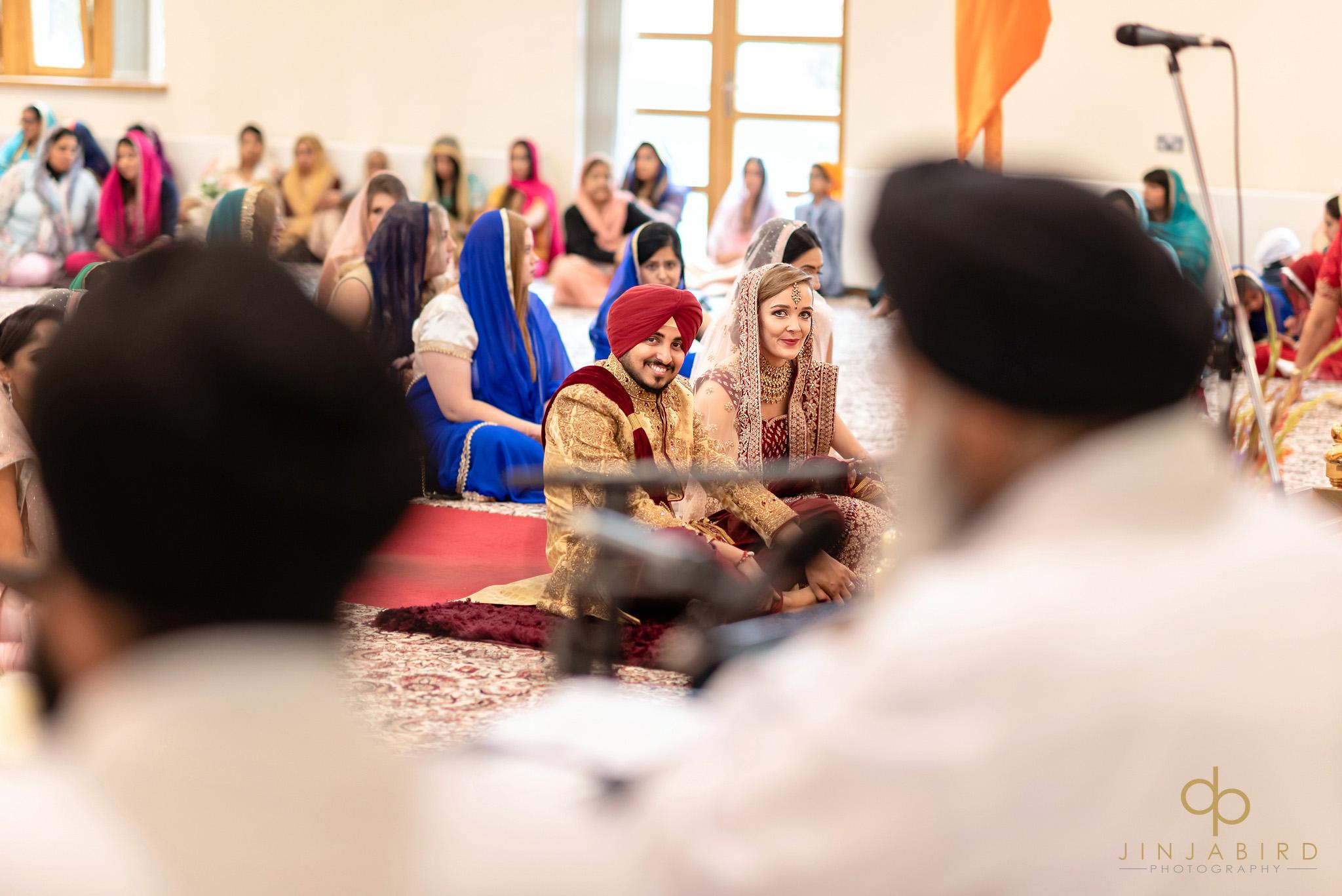 bedford gurdwara wedding