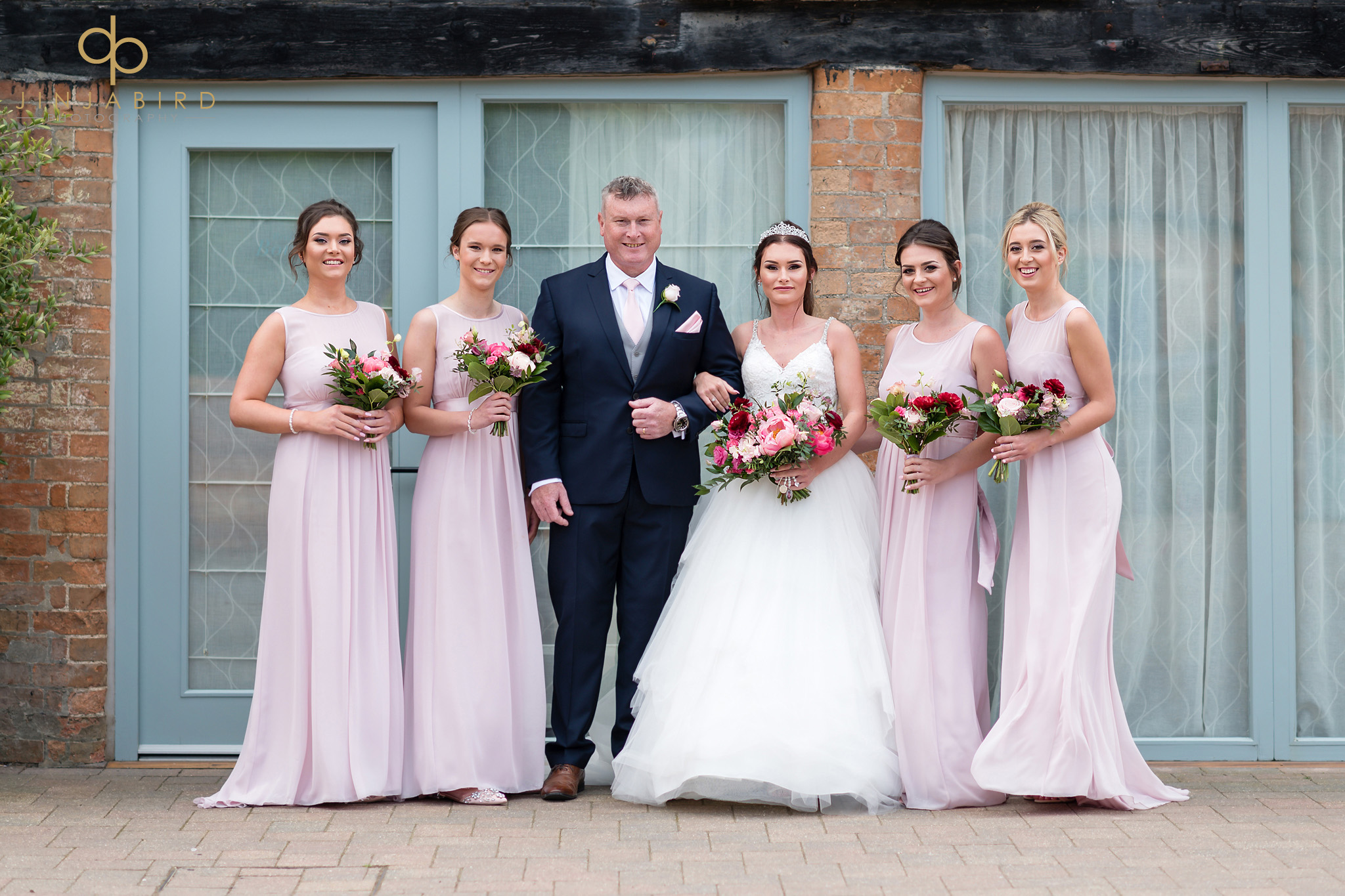 bridal party bassmead manor