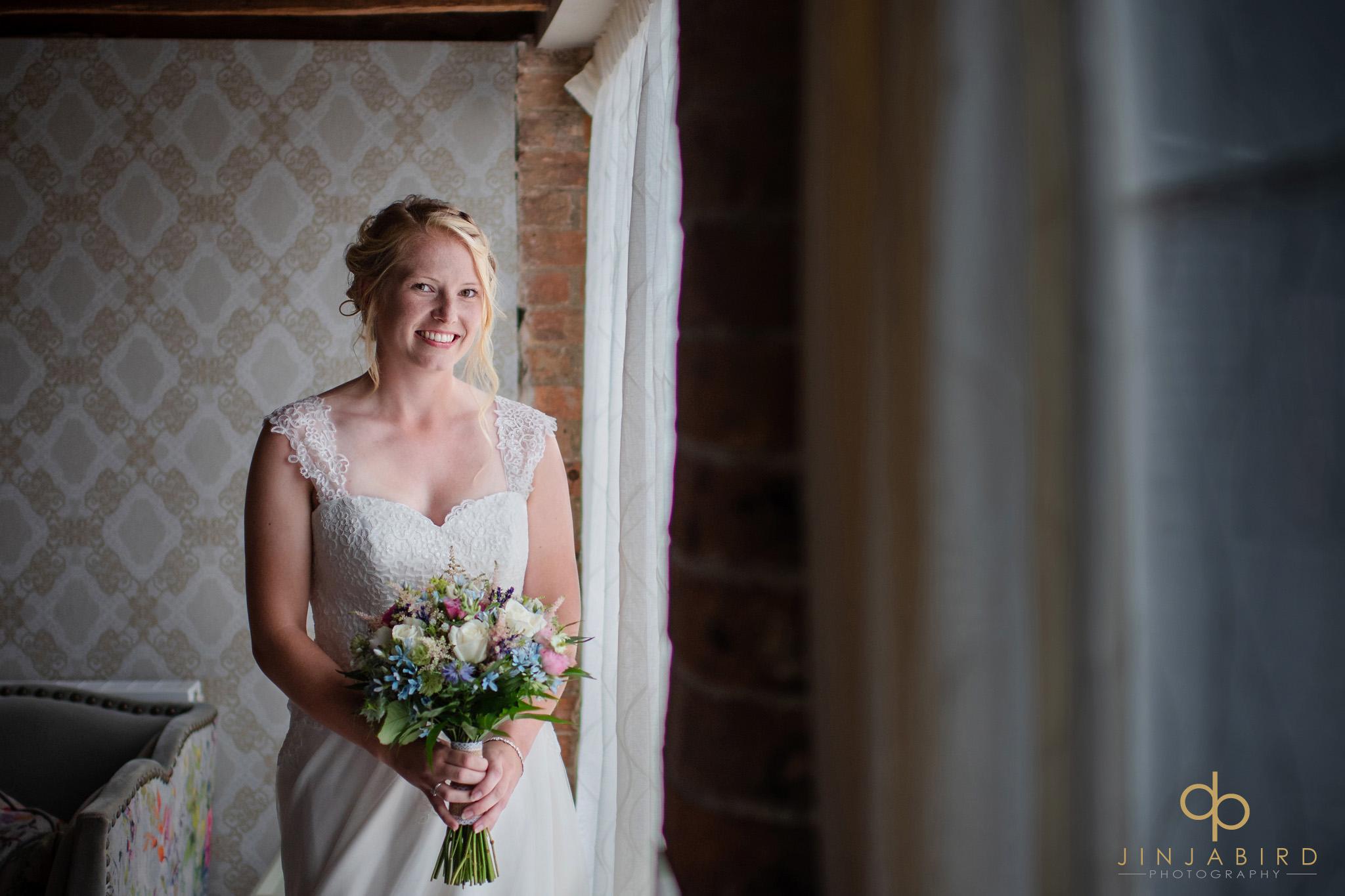 bridal prep bassmead manor barns