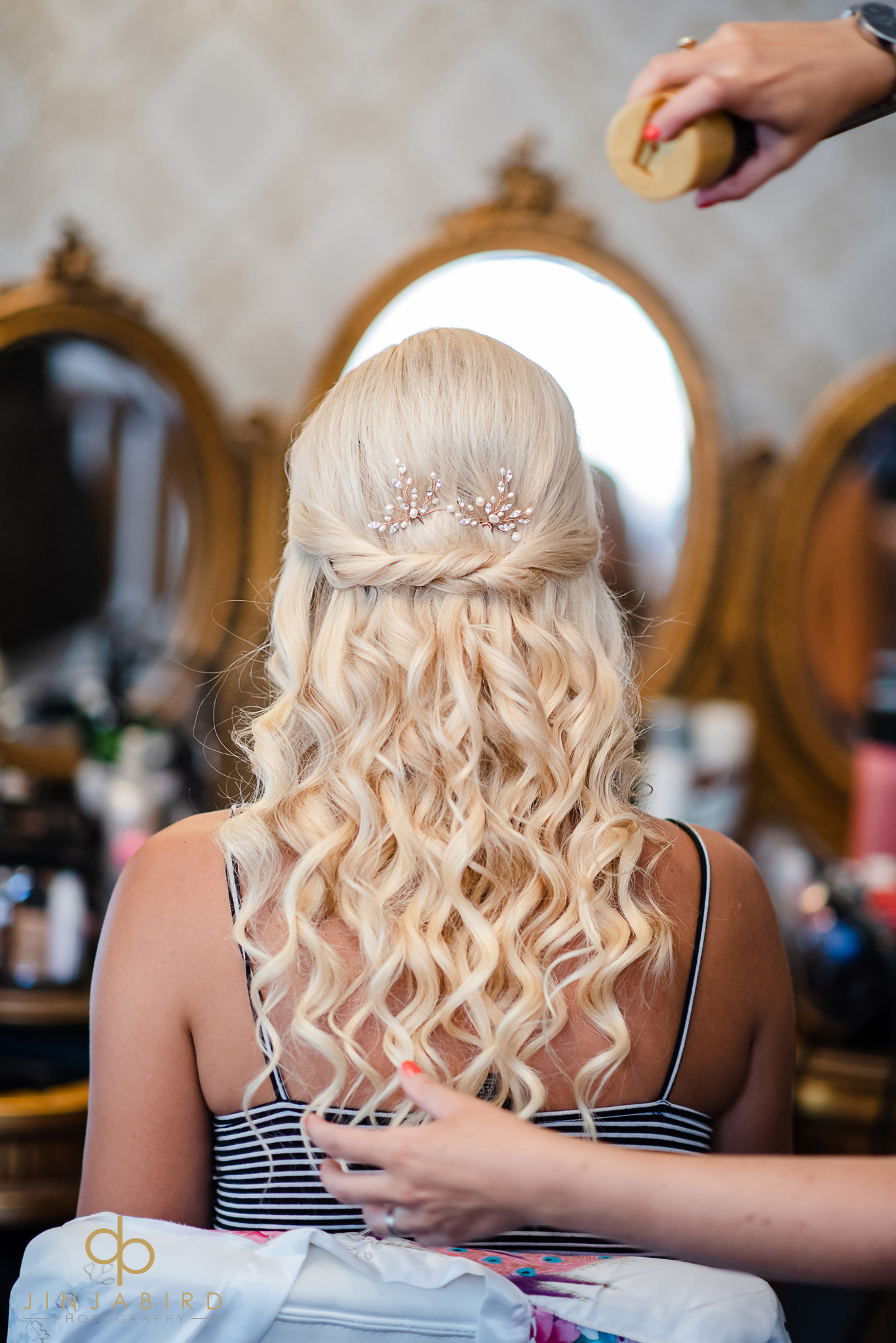 brides hair bassmead manor