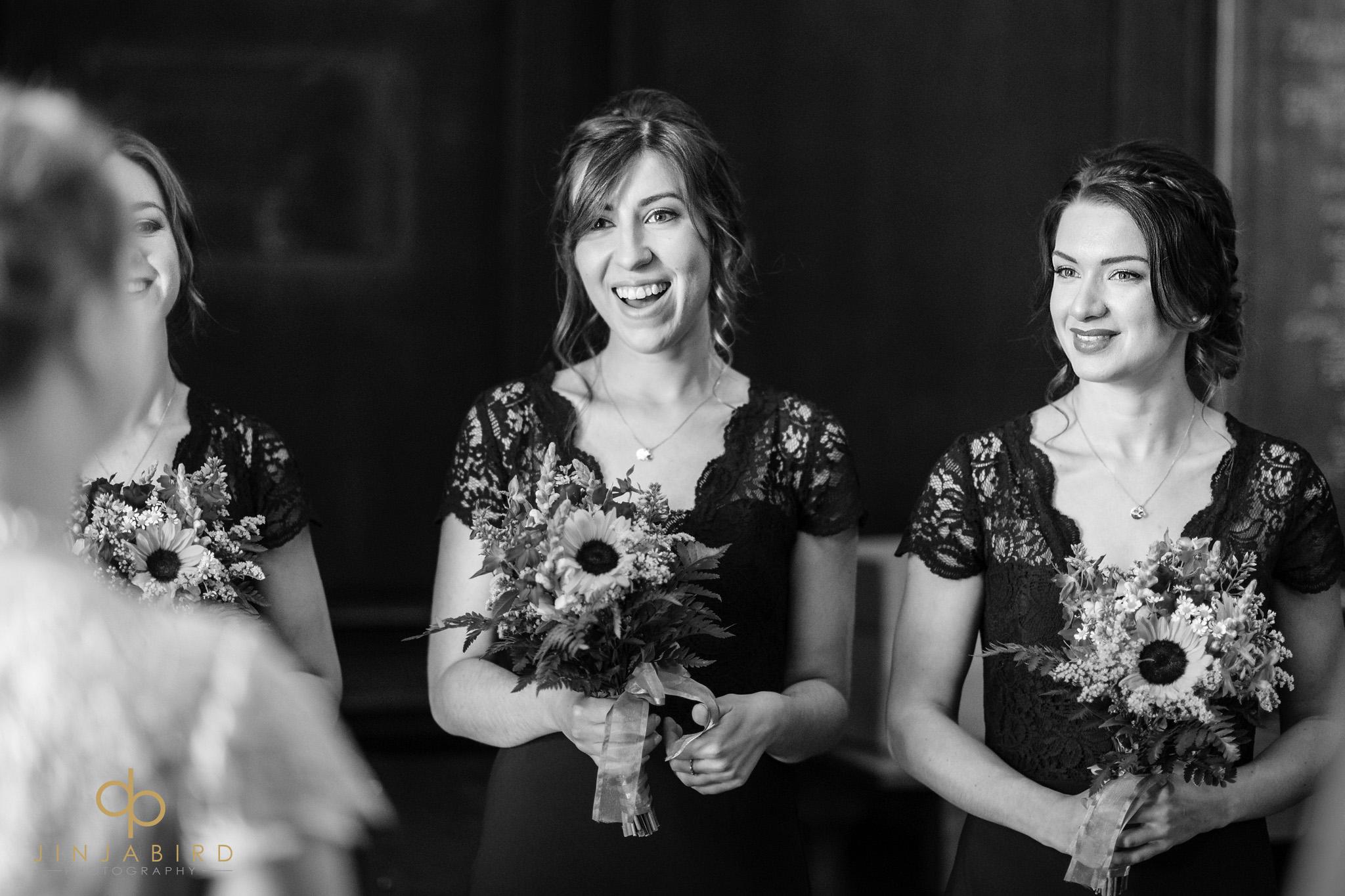 bridesmaids christs college cambridge