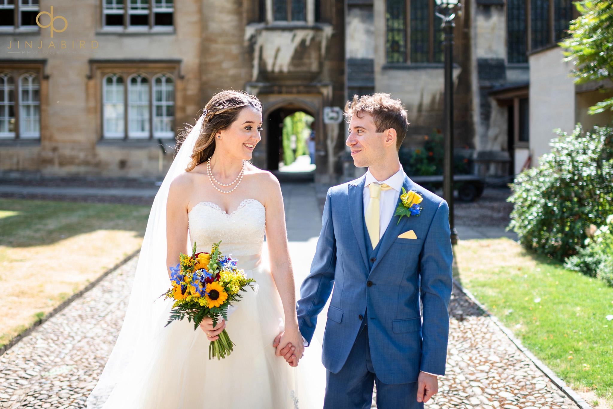 christs college cambridge weddings