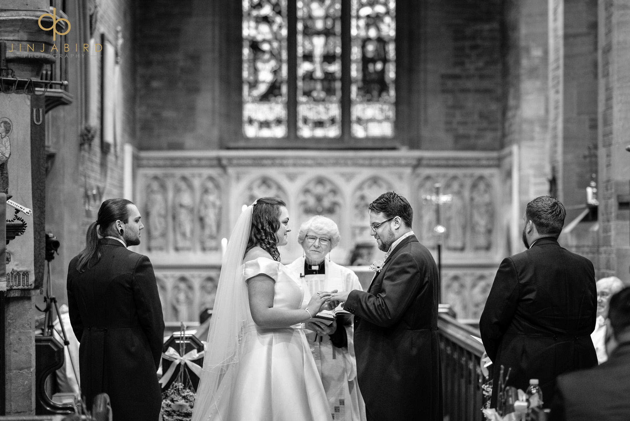 church wedding ceremony northampton
