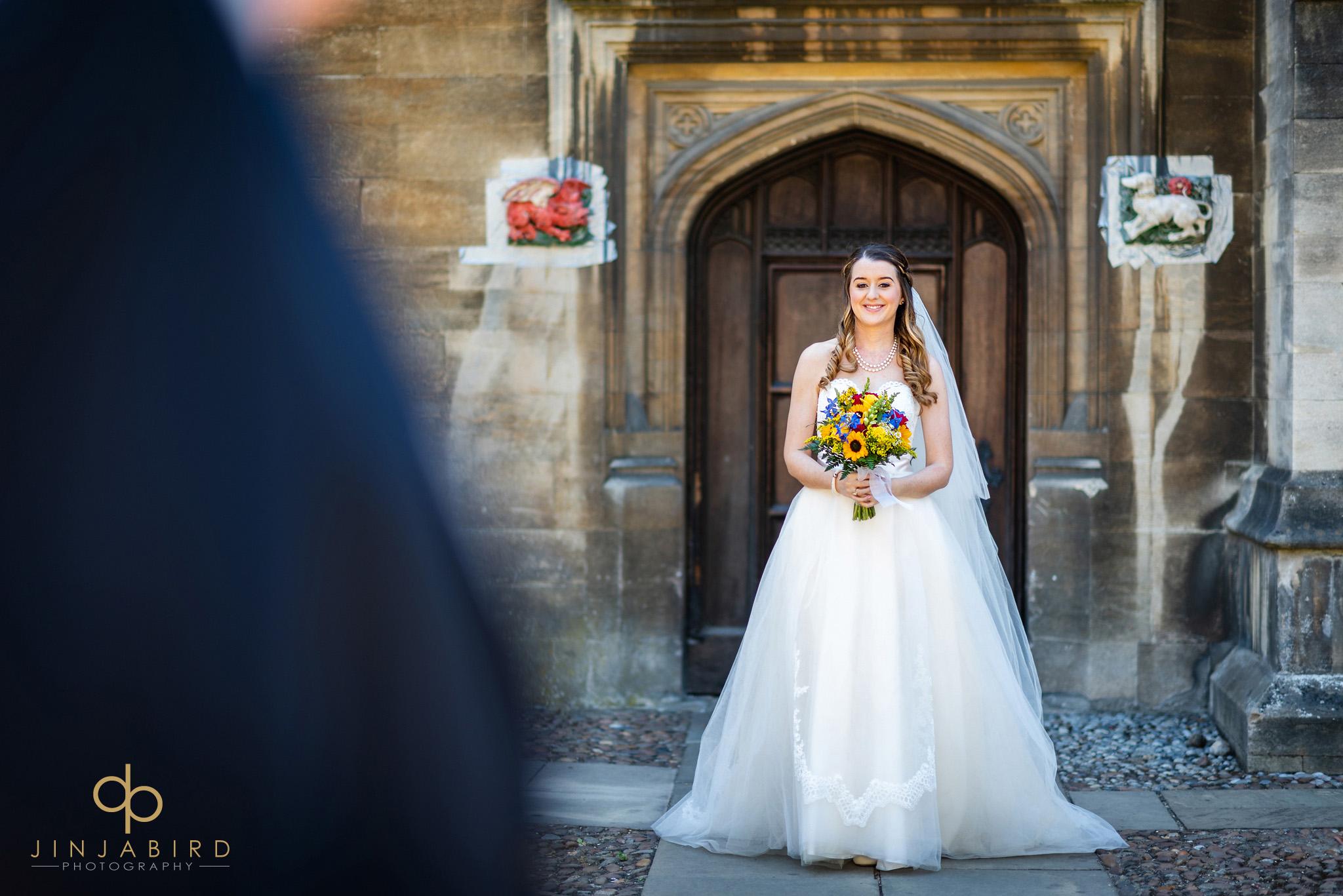 christs college cambridge wedding photography