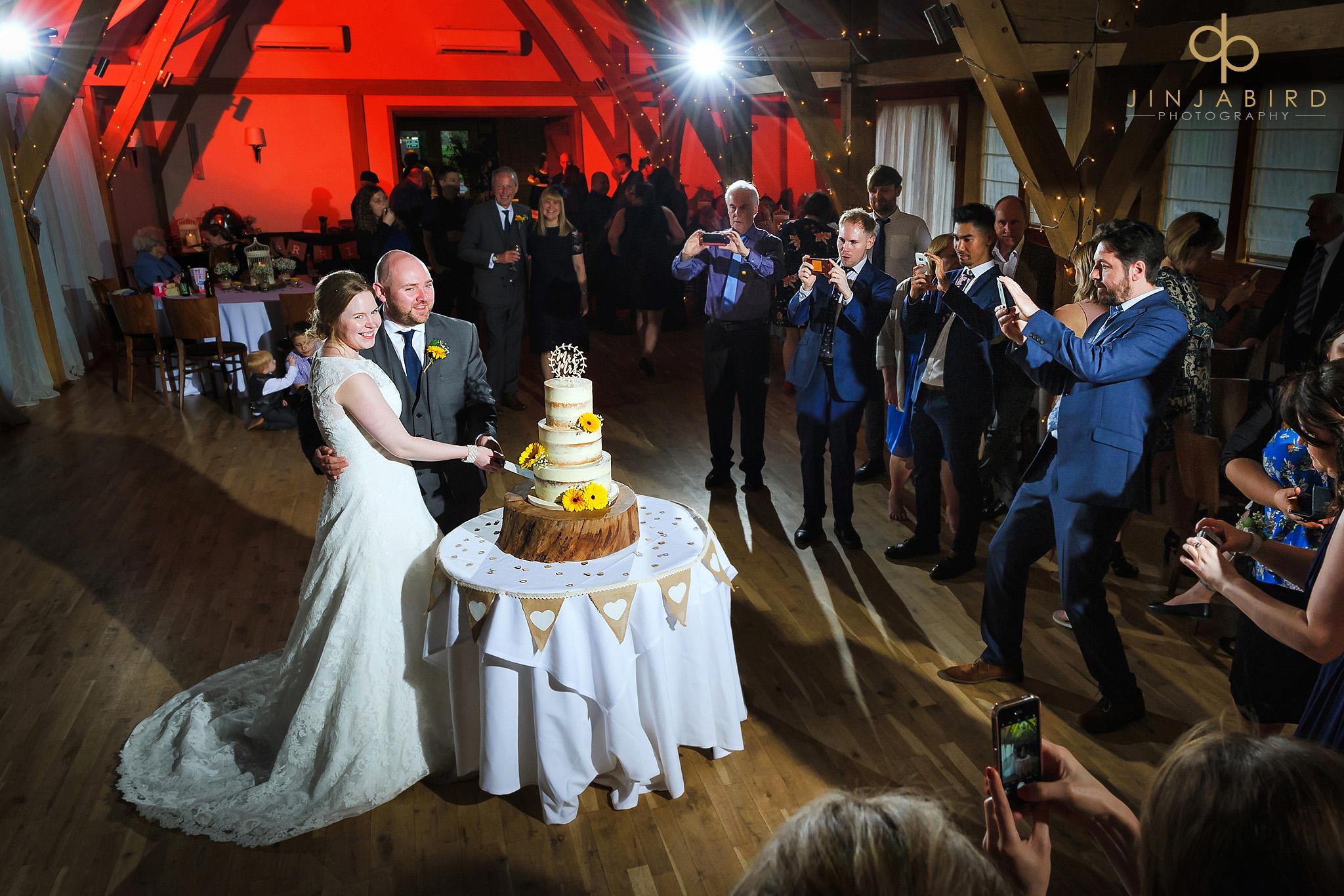 cut the cake bassmead manor