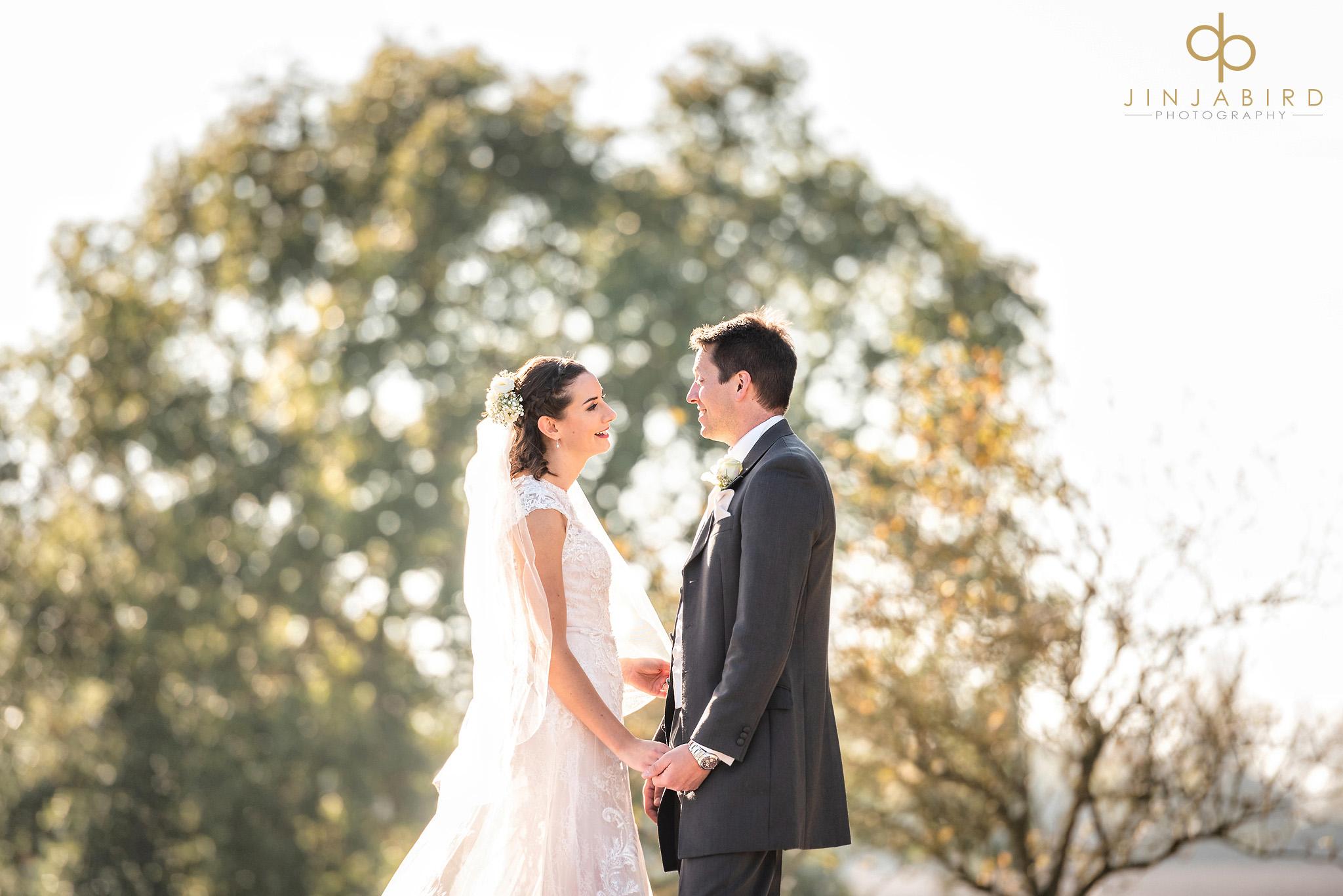 documentary wedding photographer milling barn