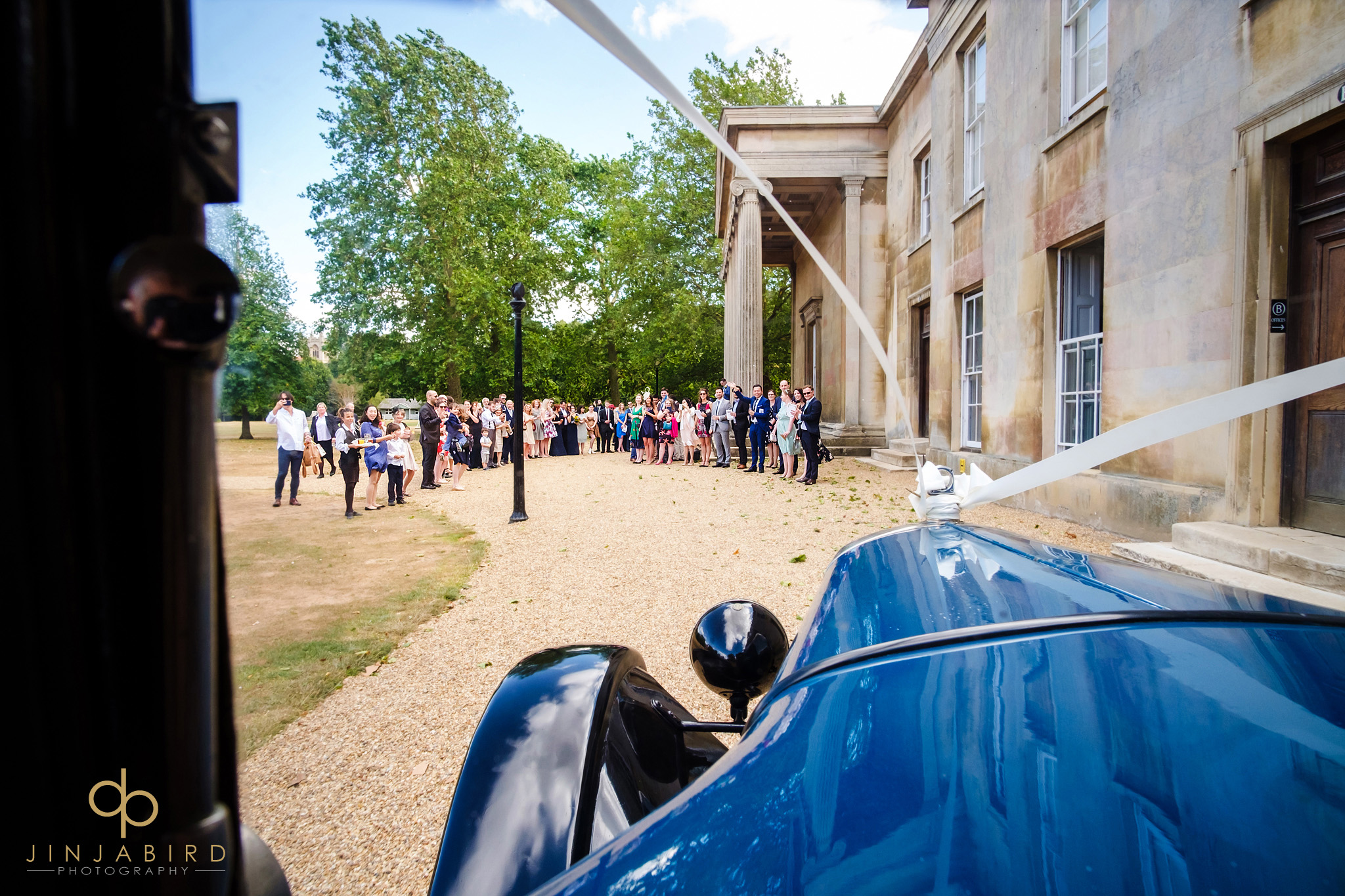 downing college wedding venue