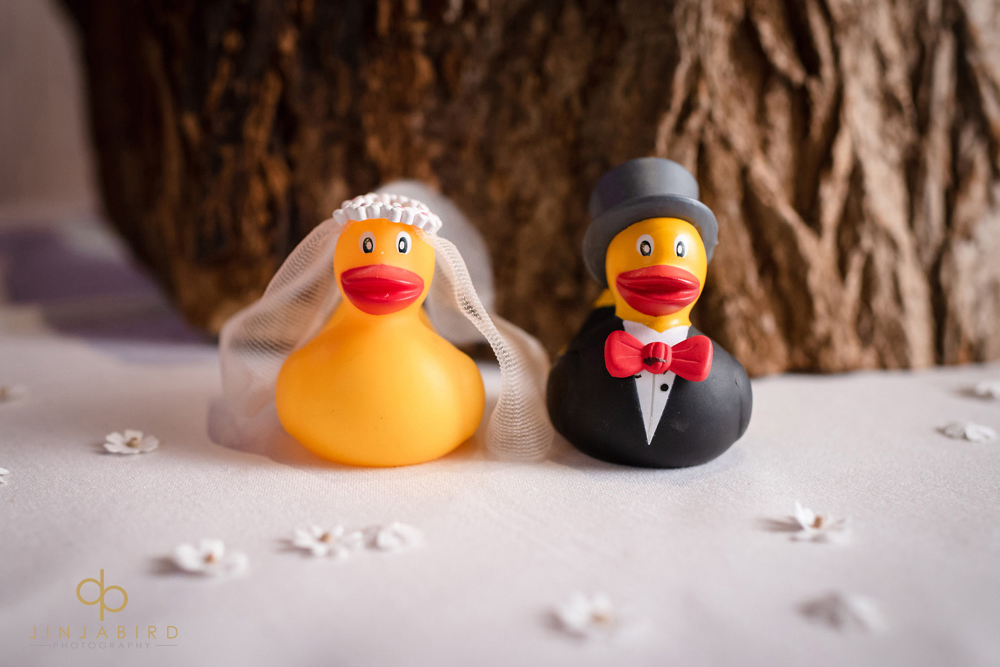 duck cake toppers