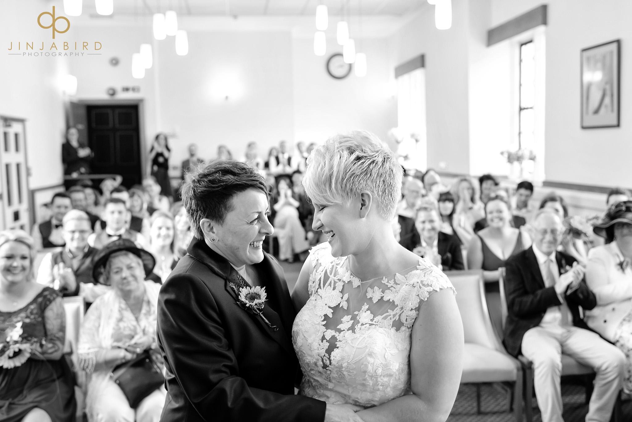 gay brides bedfordshire