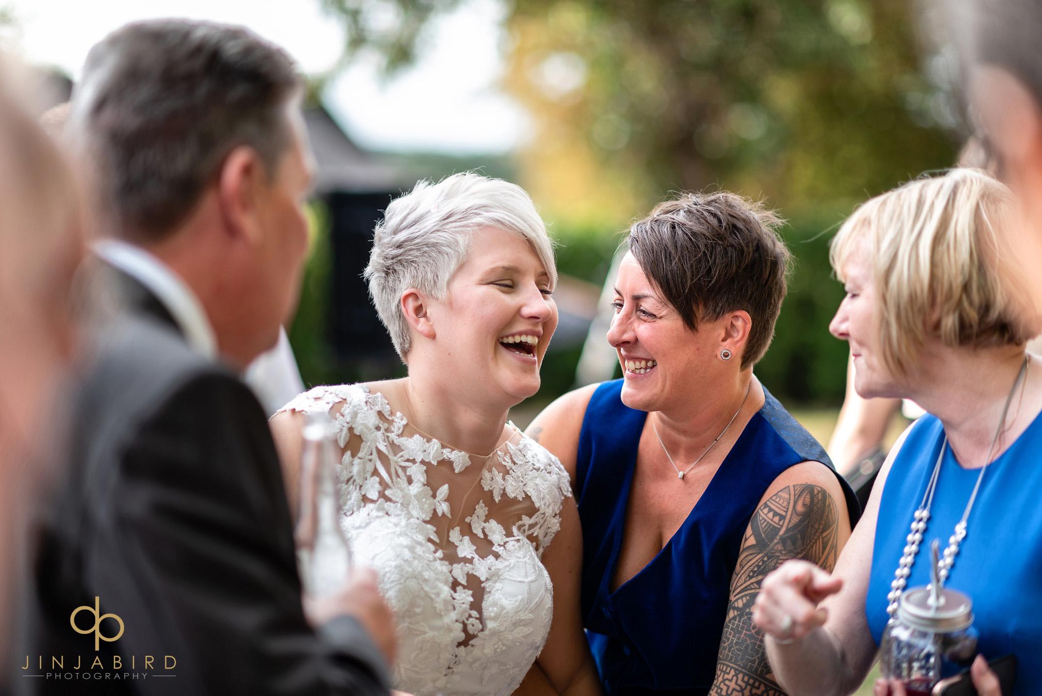 gay brides talking
