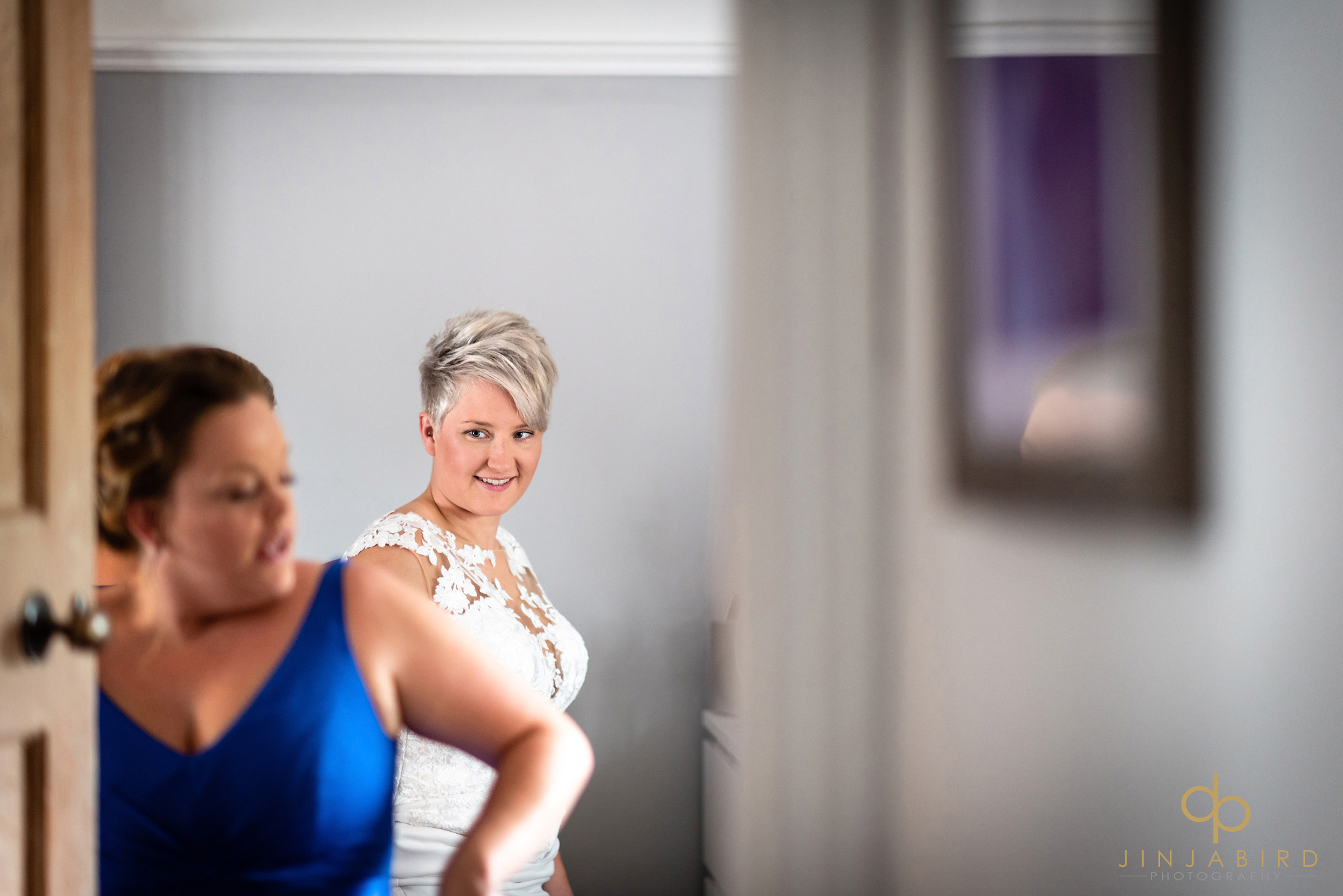 gay wedding photographer bedford