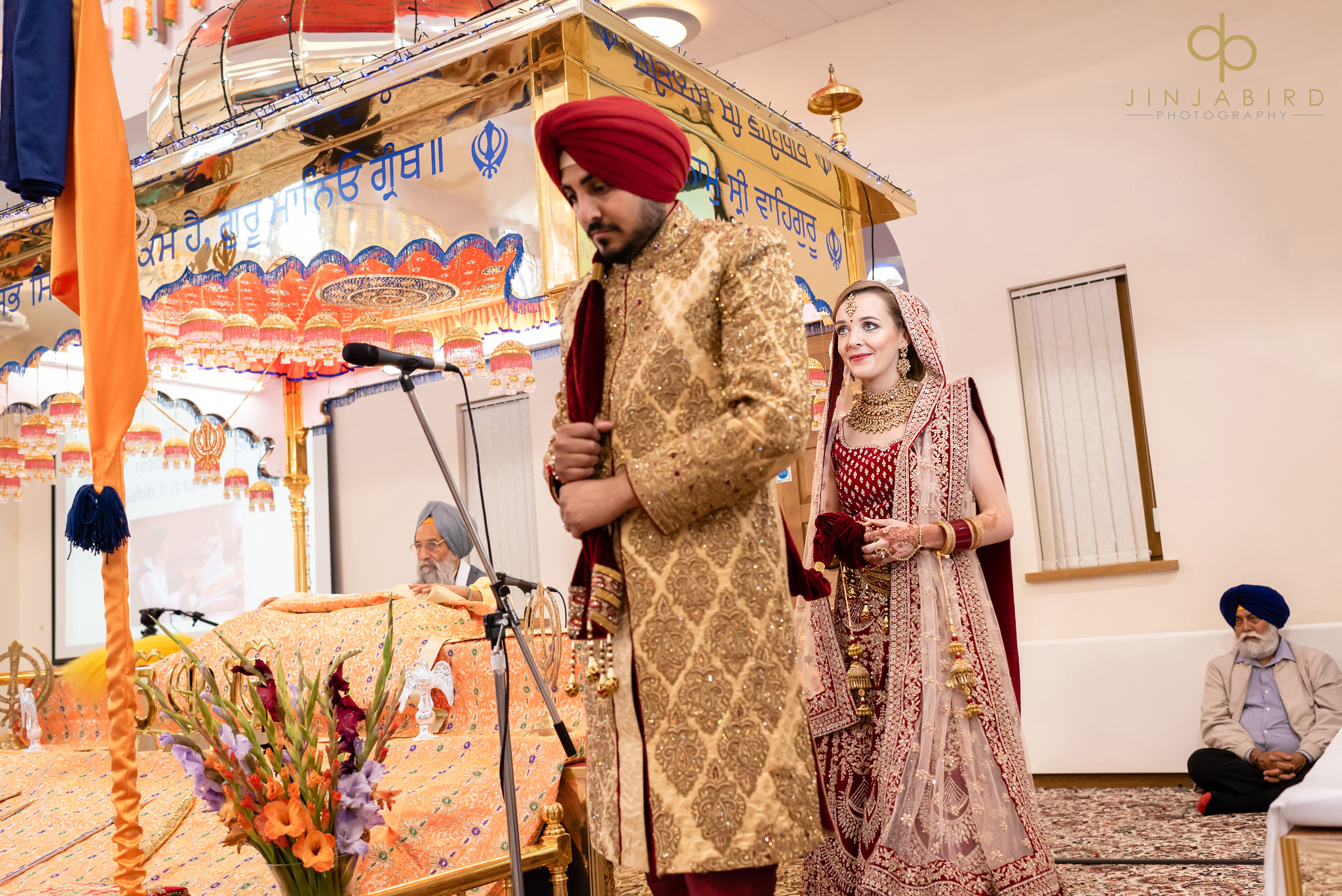 getting married bedford gurdwara