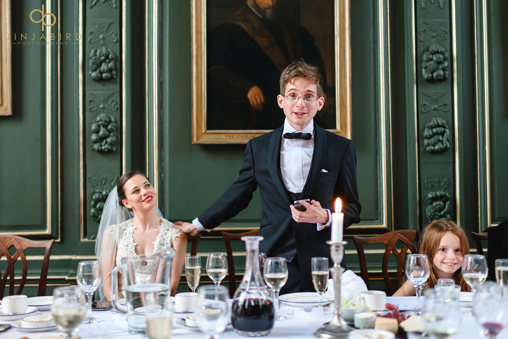 groom making speech magdalene college cambridge