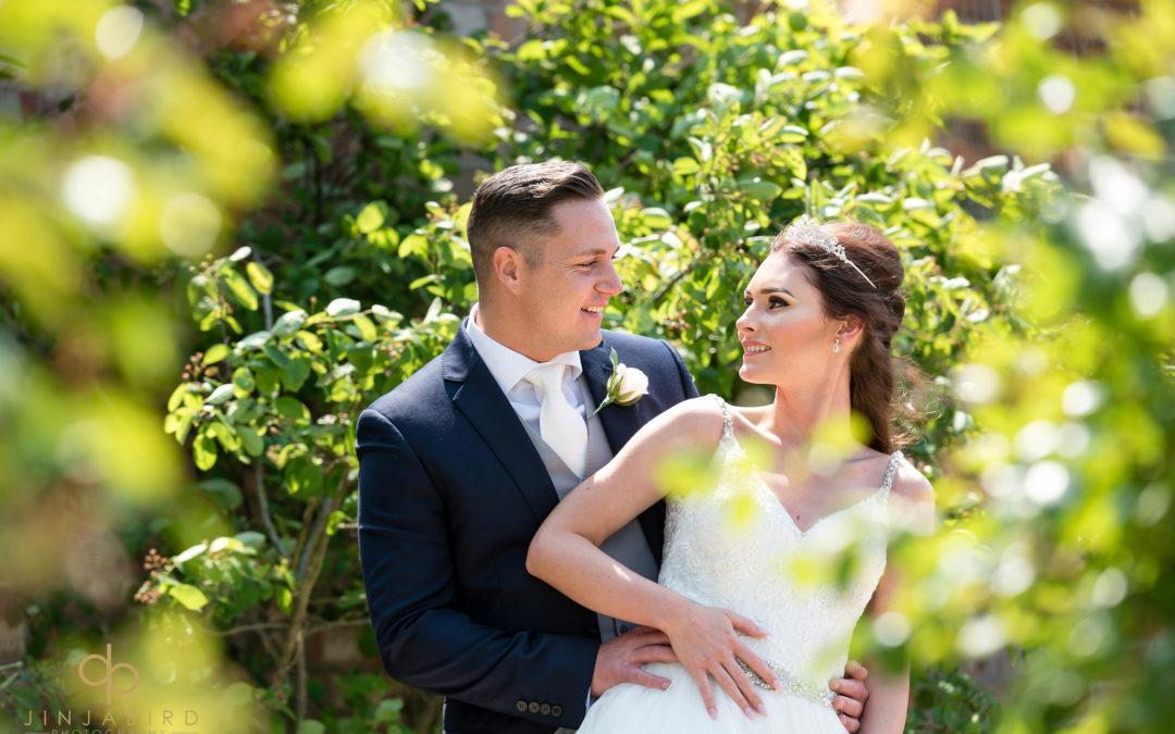 May wedding Bassmead Manor